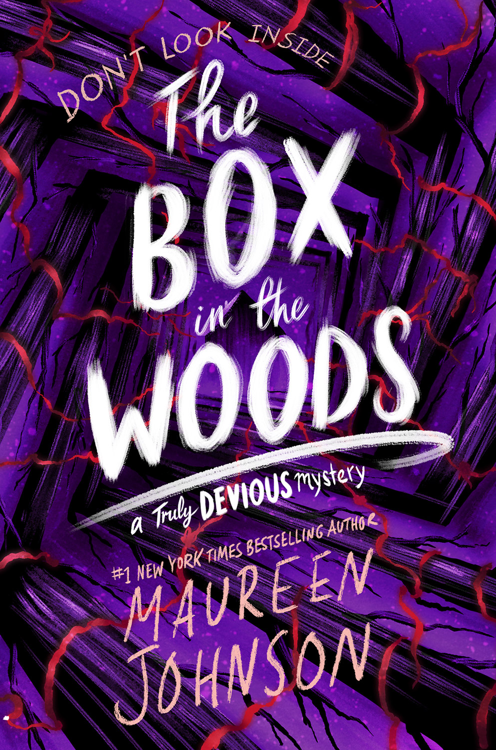The Box in the Woods (Truly Devious, #4)