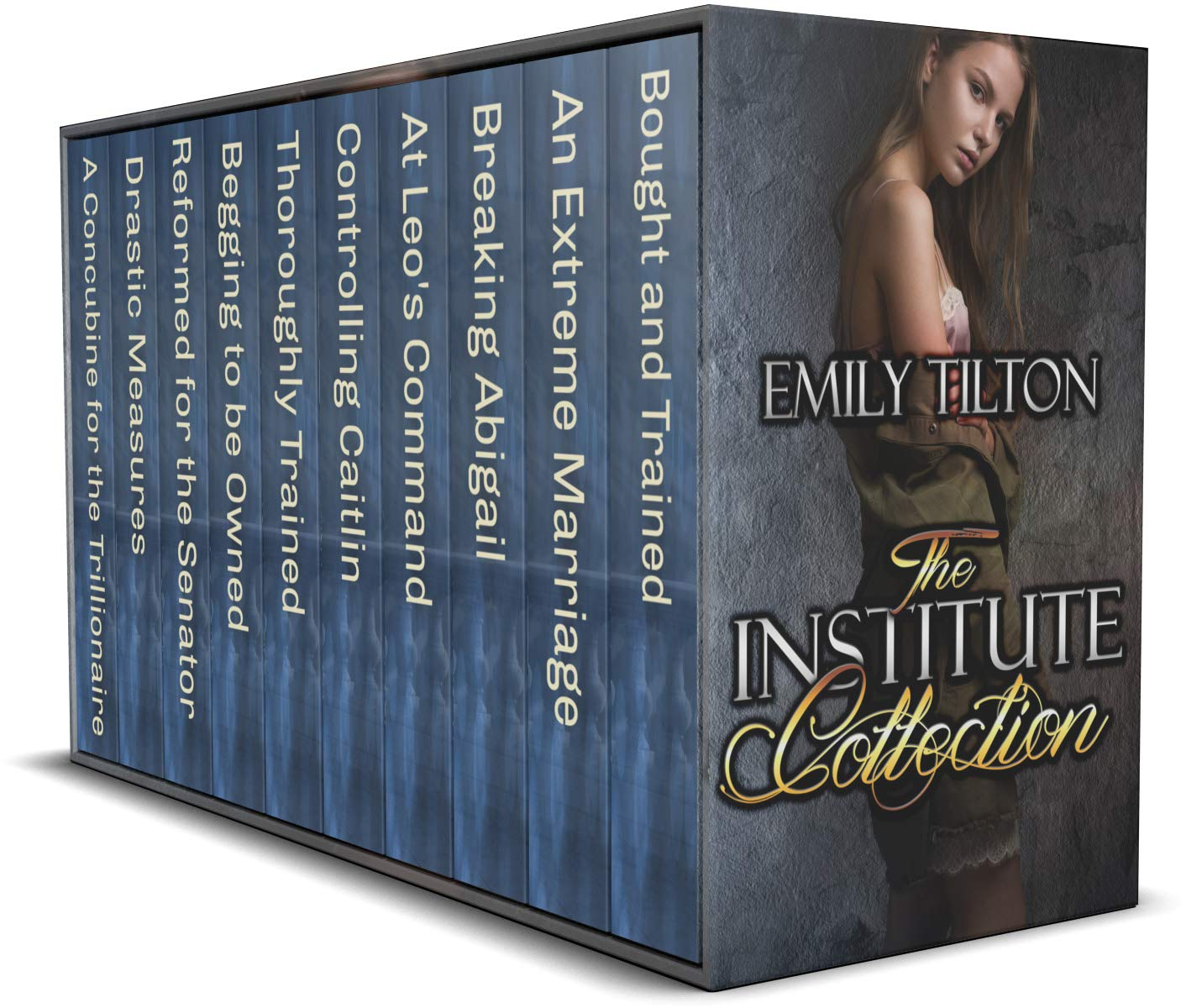The Institute Collection (The Institute Series)