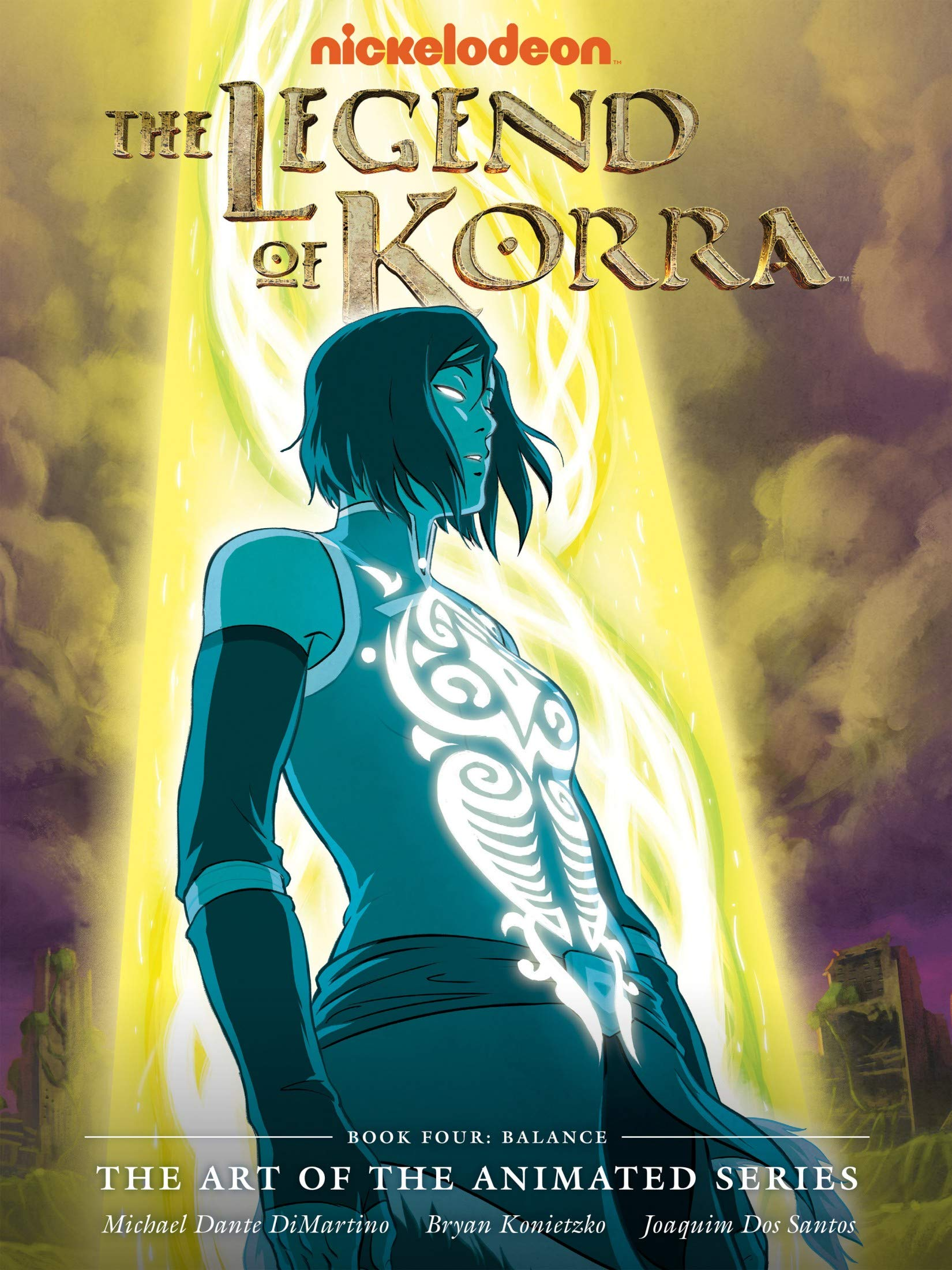 TheLegend: Korra - Vol 4 Great Adventure Comic Avatar The Legend Graphic Novels Of Korra For Young & Teens , Adults