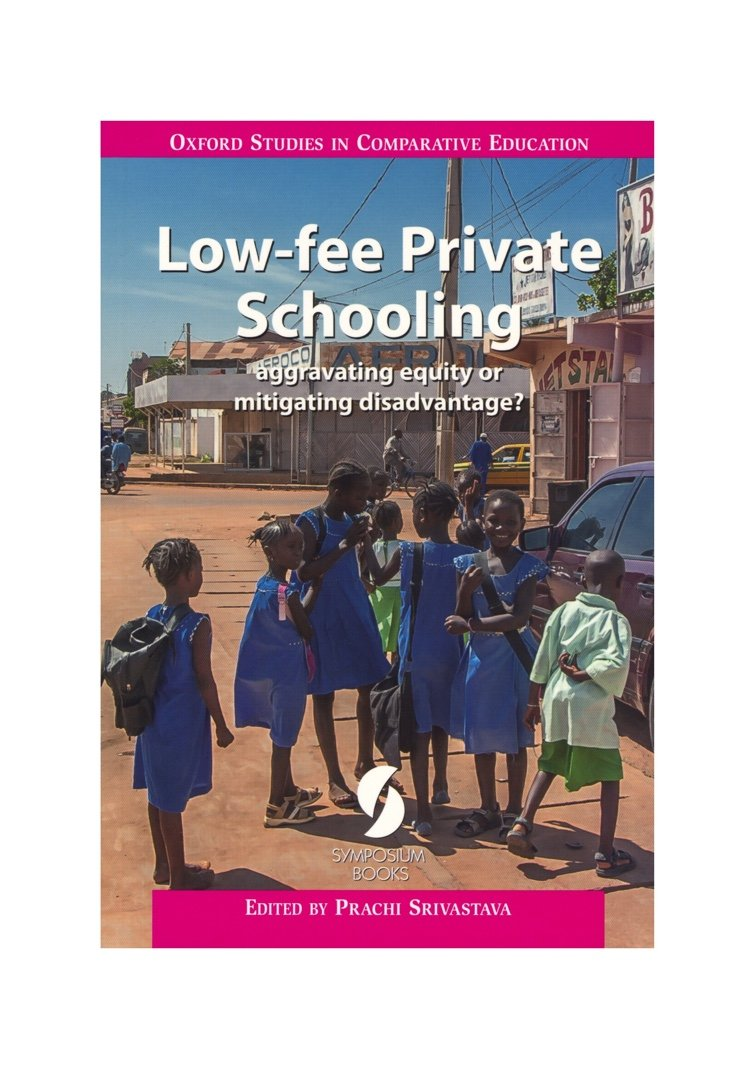 Low-fee Private Schooling: aggravating equity or mitigating disadvantage?