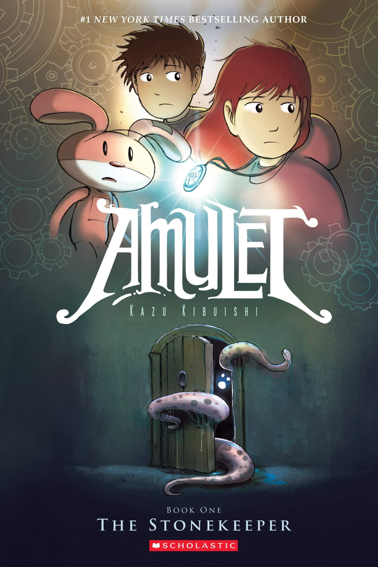 Amul: Vol 1 - Amulet Great Comic Graphic Novels For Young & Teens , Adults