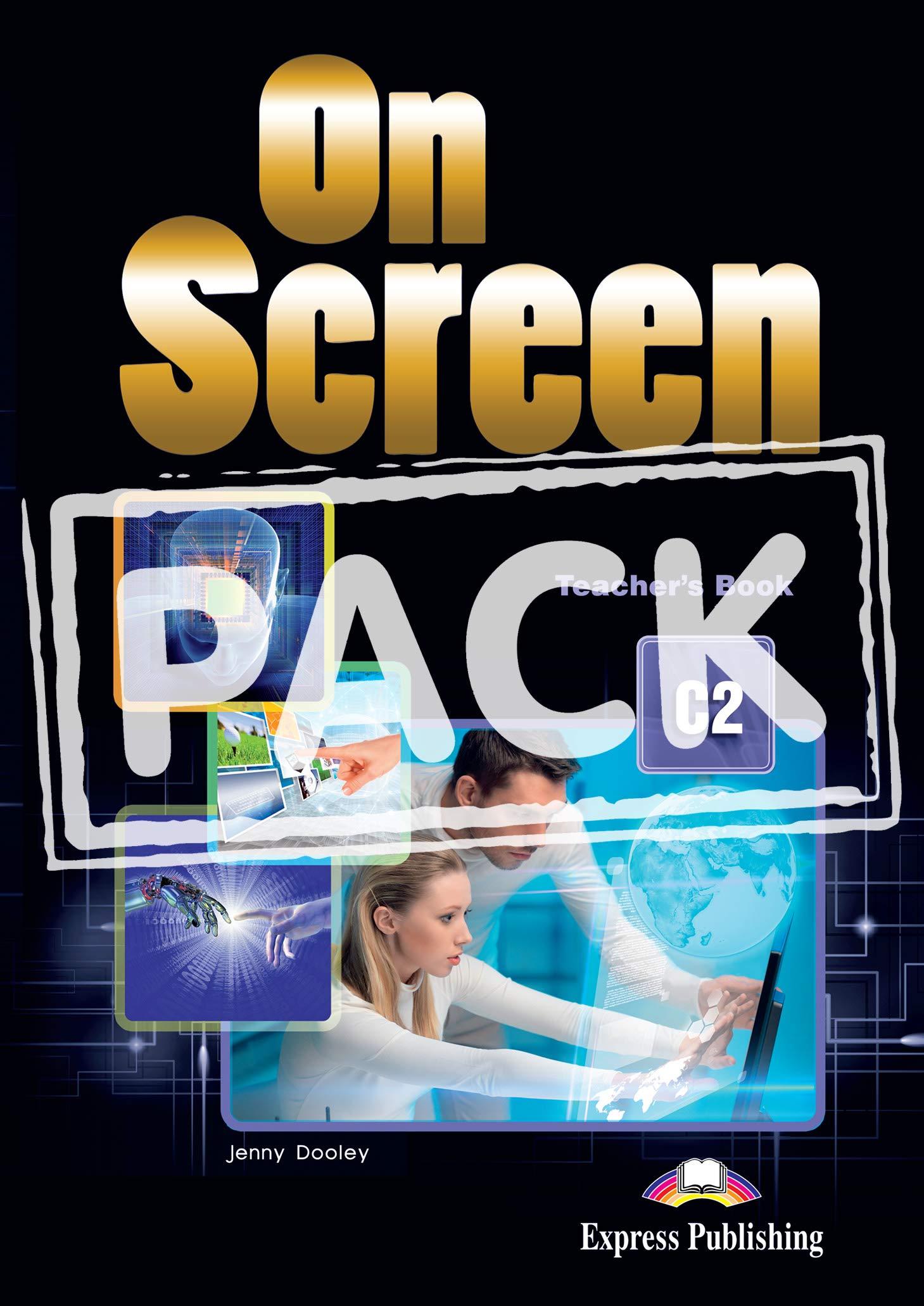 On Screen C2 - Teacher's Book (with Public Speaking Skills Digibooks App)