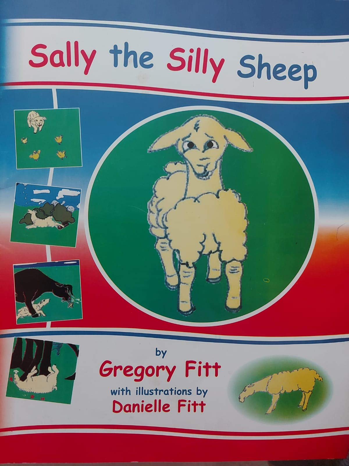 SALLY THE SILLY SHEEP (READING FOR FUN SERIES)