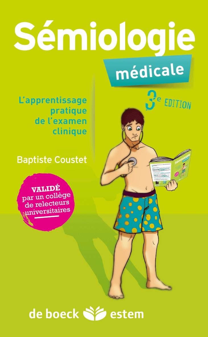 Semiologie medicale 3e