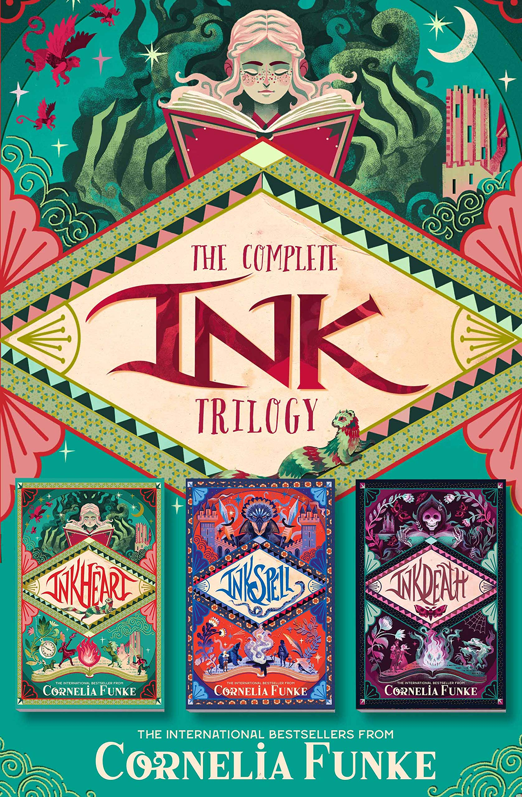 The Complete Ink Trilogy