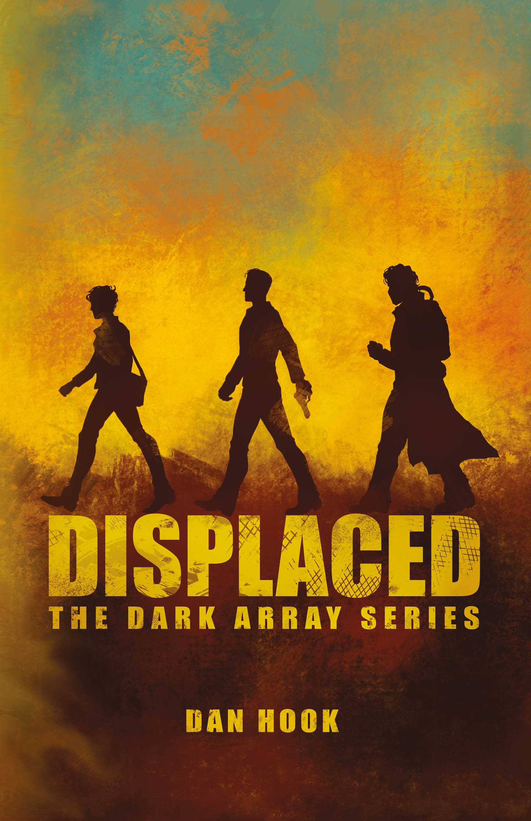 Displaced (Book 1 of The Dark Array Series)