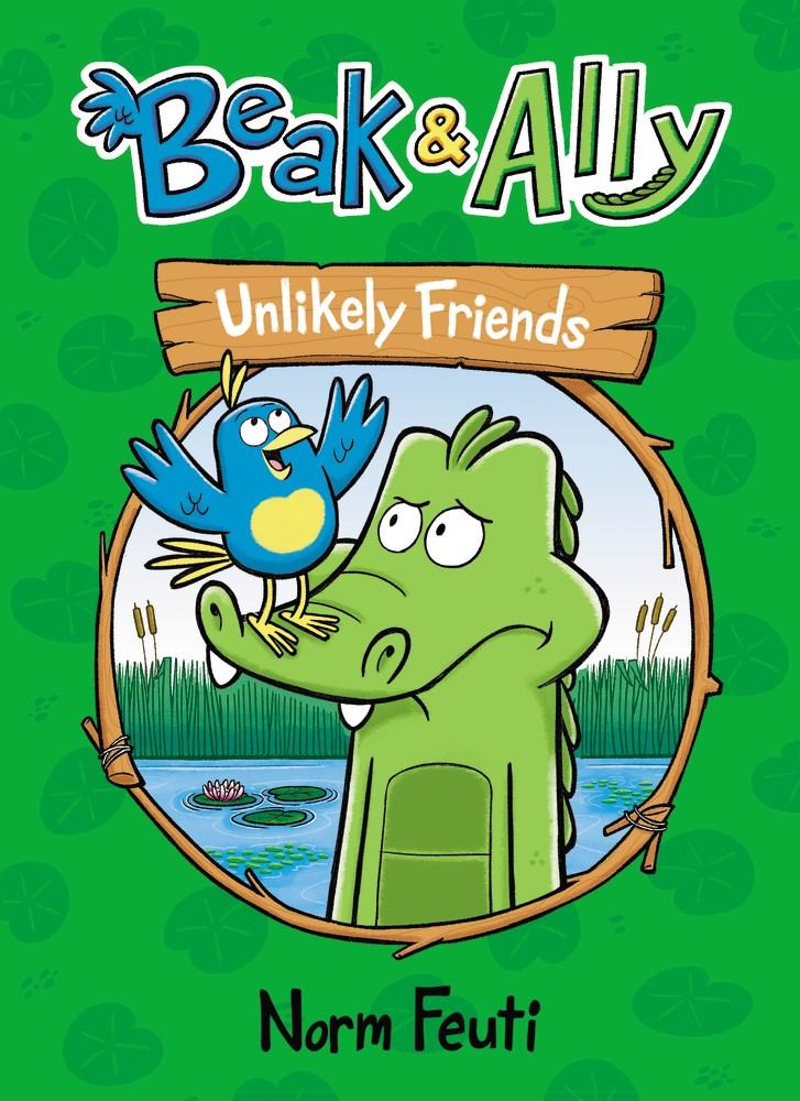Unlikely Friends (Beak & Ally #1)