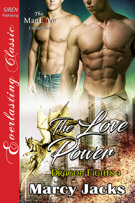 The Love Power (Dragon Fights, #4)