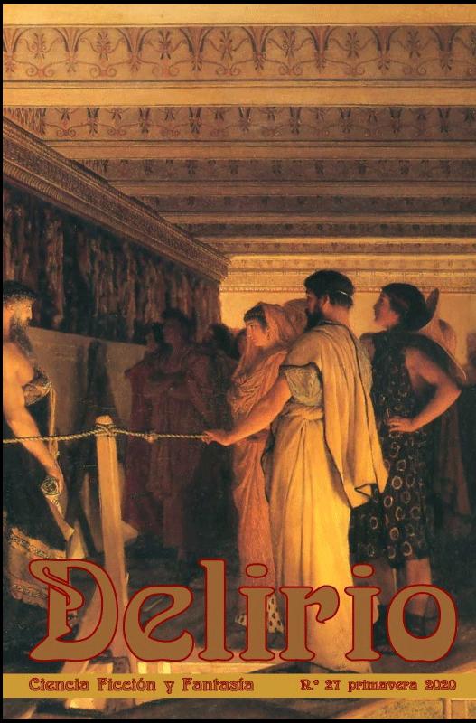 Delirio 27: Ciencia Ficción y Fantasía