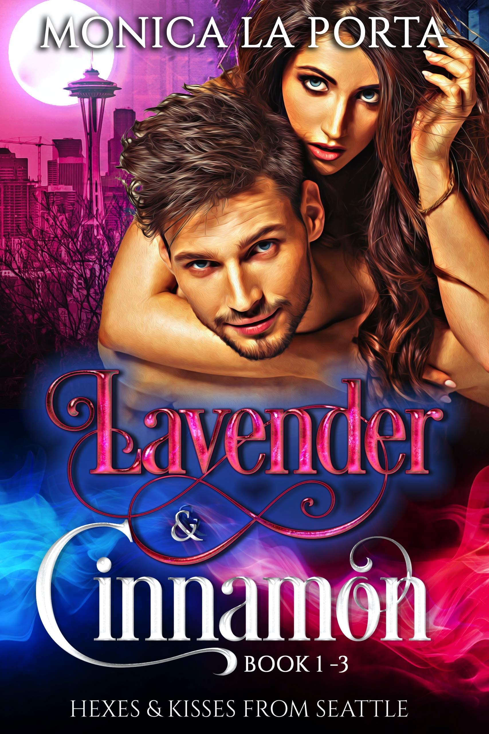 Lavender & Cinnamon Box Set: Books 1-3