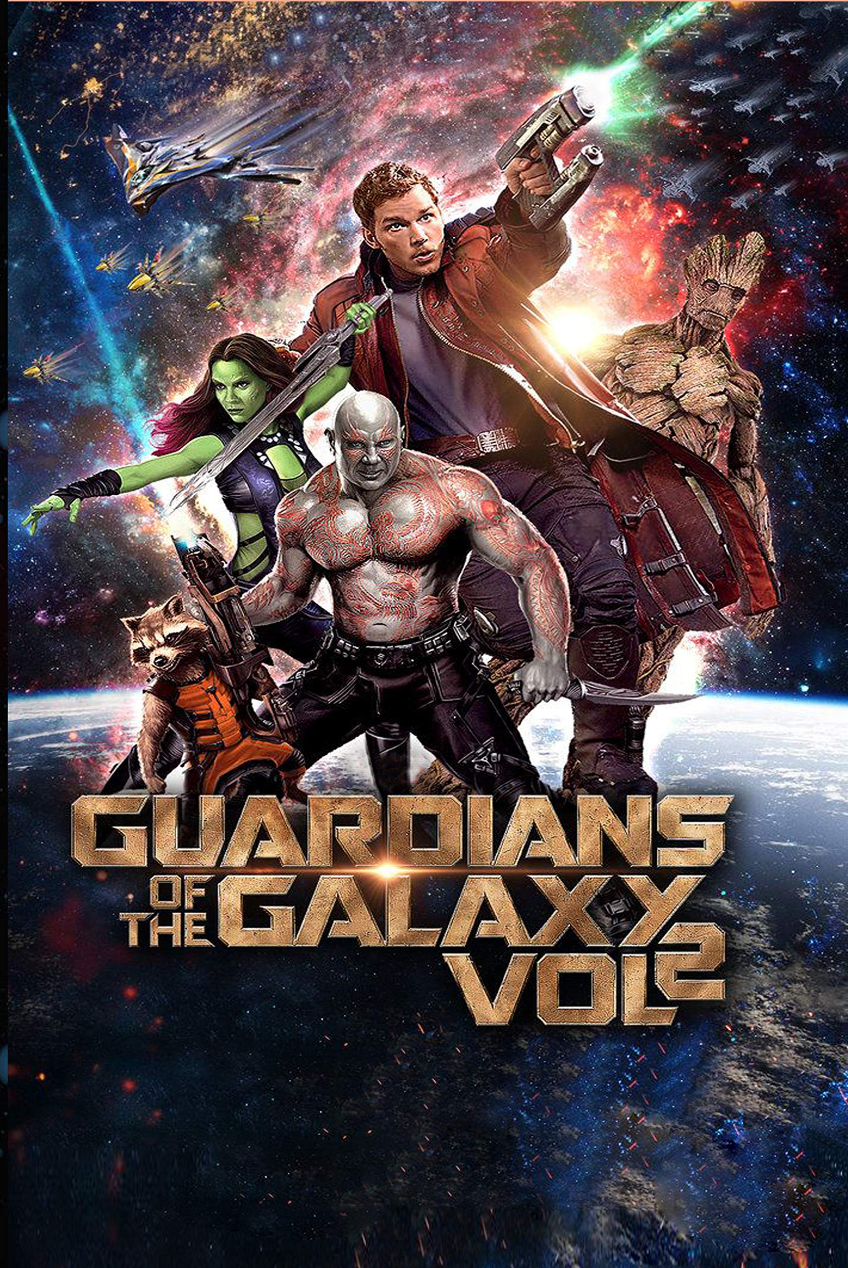 Guardians of the Galaxy Vol. 2: The Complete Screenplays