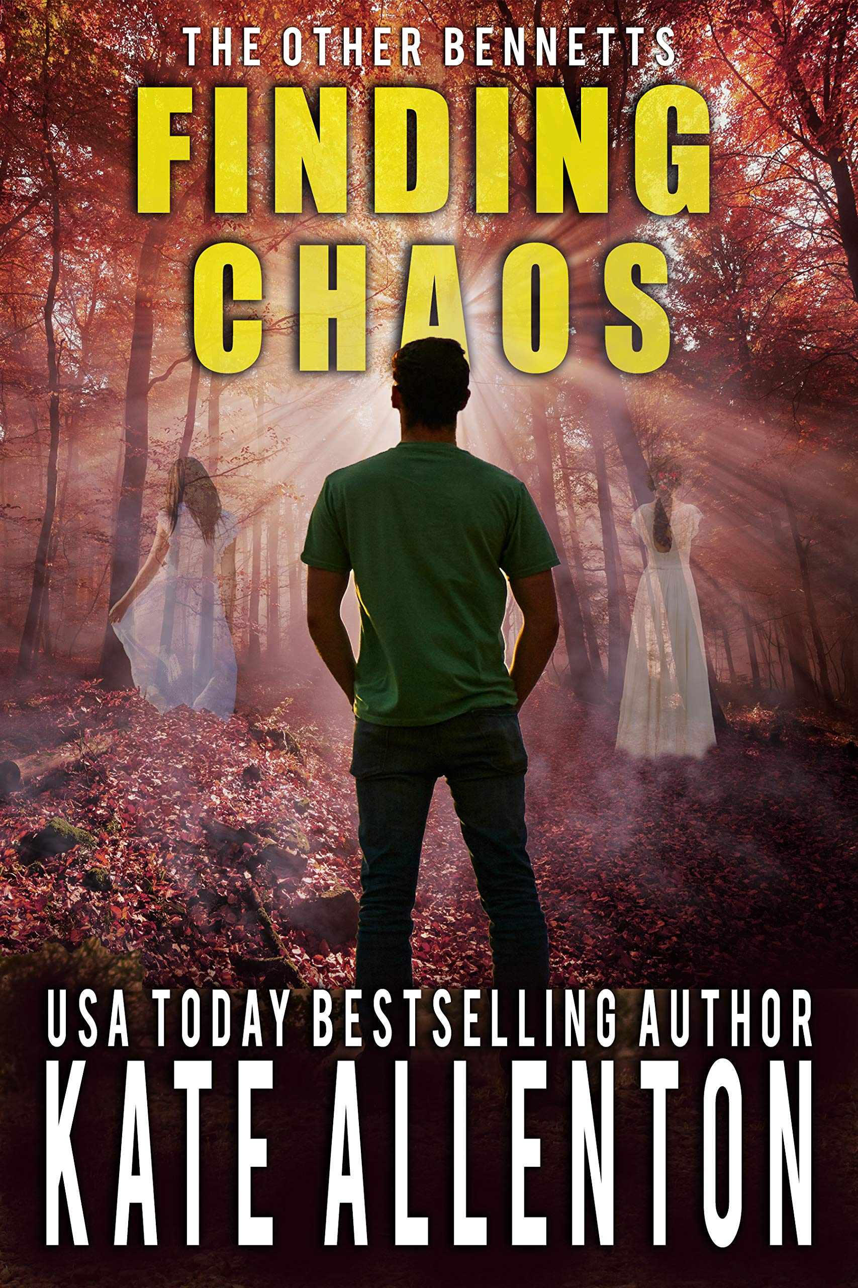 Finding Chaos (The Other Bennetts #2)