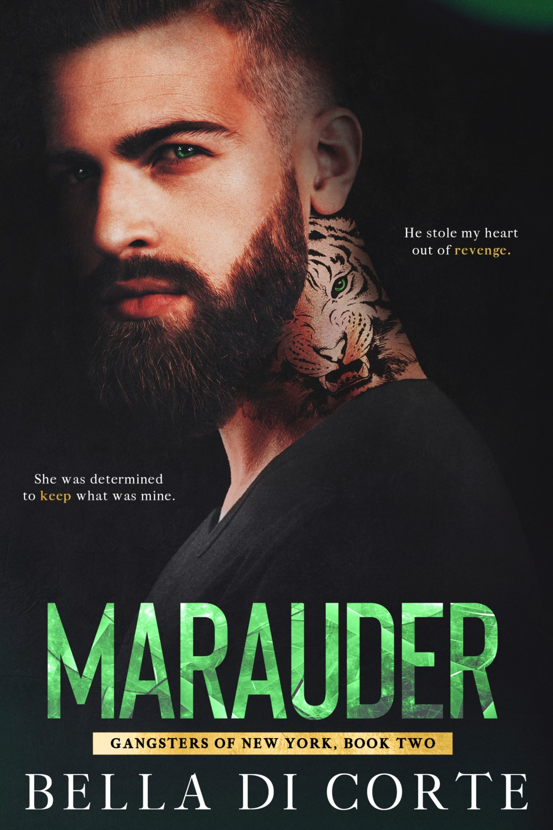 Marauder (Gangsters of New York, Book #2)