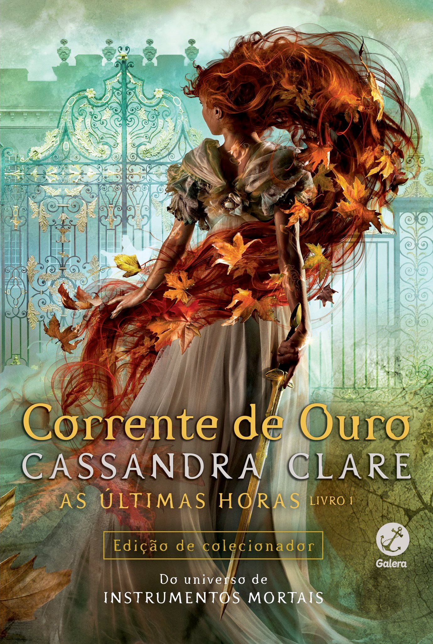 Corrente de Ouro (As Últimas Horas, #1)