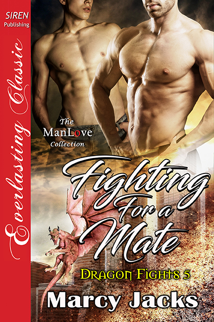 Fighting for a Mate (Dragon Fights, #5)