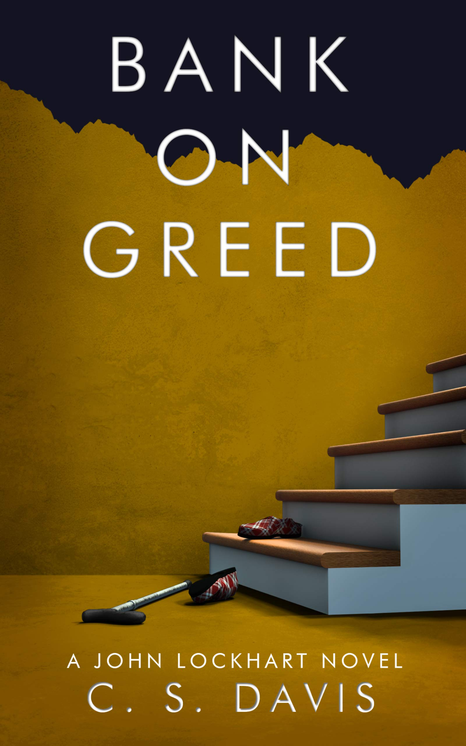 Bank on Greed (John Lockhart #2)