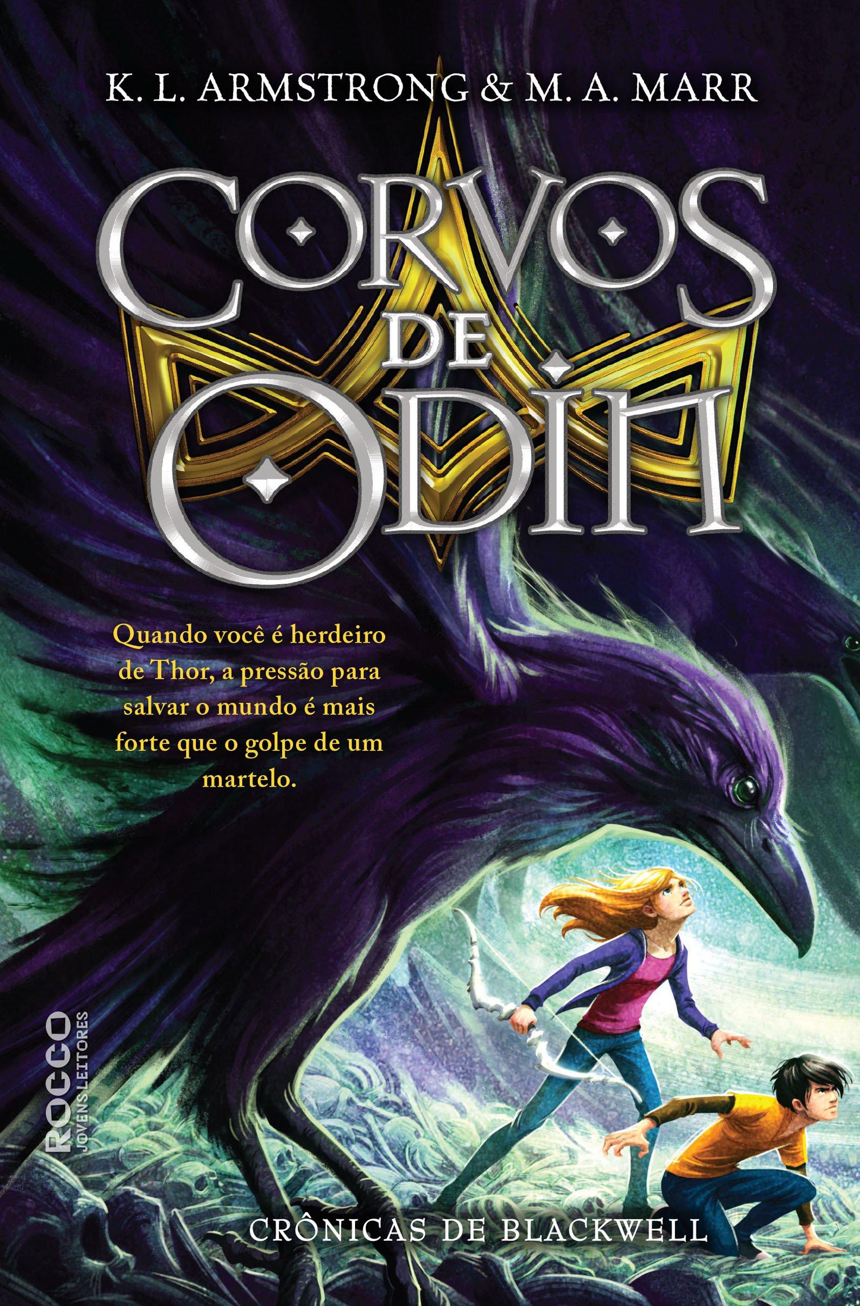 Corvos de Odin (Crônicas de Blackwell Livro 2)