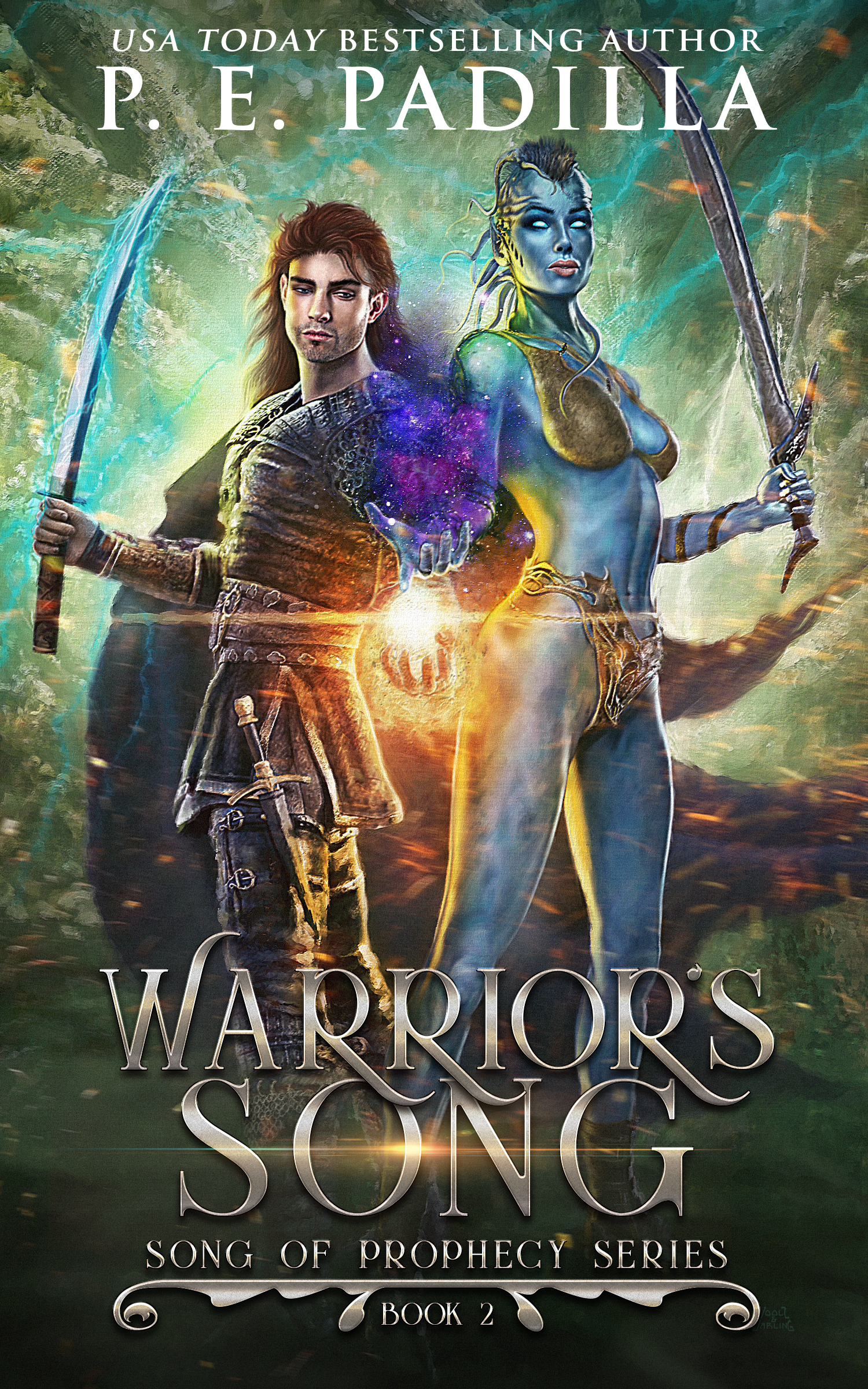 Warrior's Song (Song of Prophecy #2)