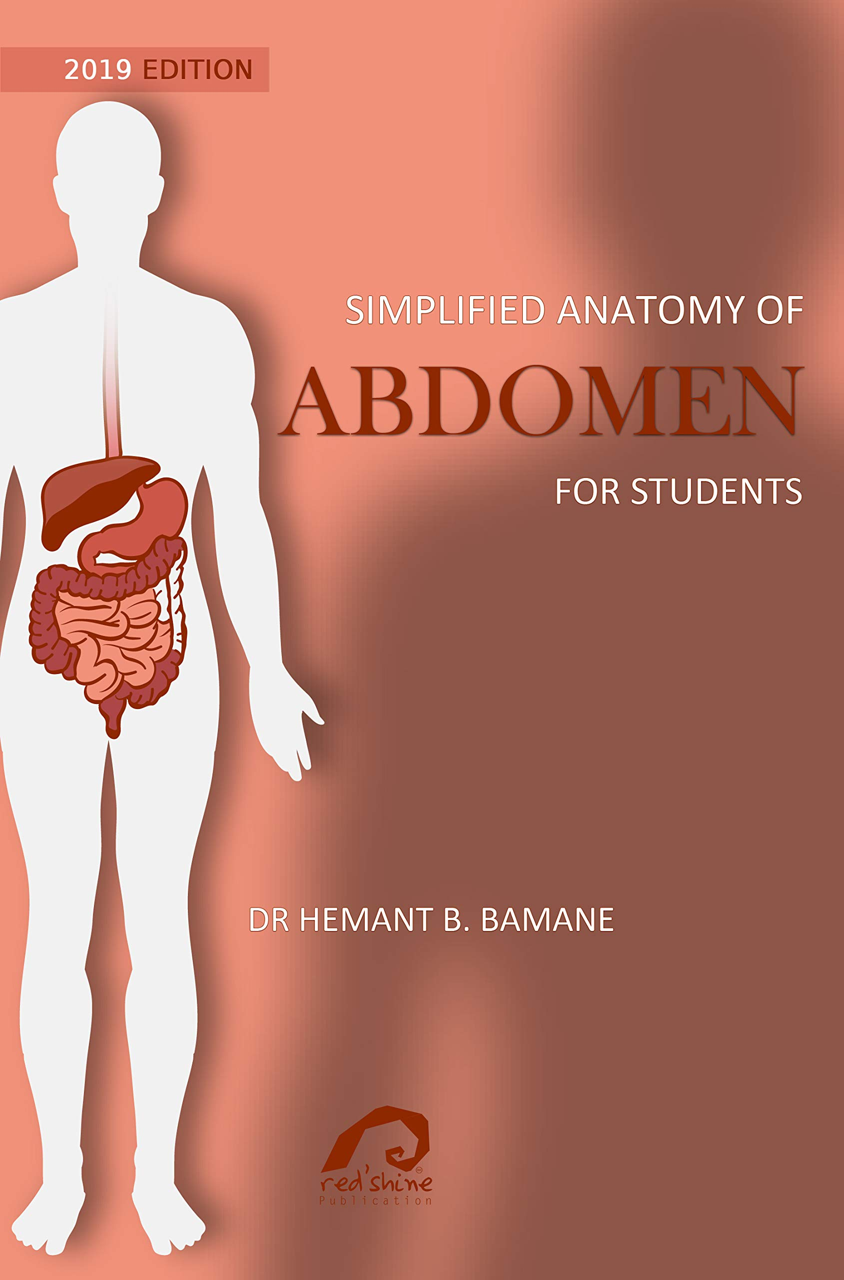 SIMPLIFIED ANATOMY OF ABDOMEN FOR STUDENTS