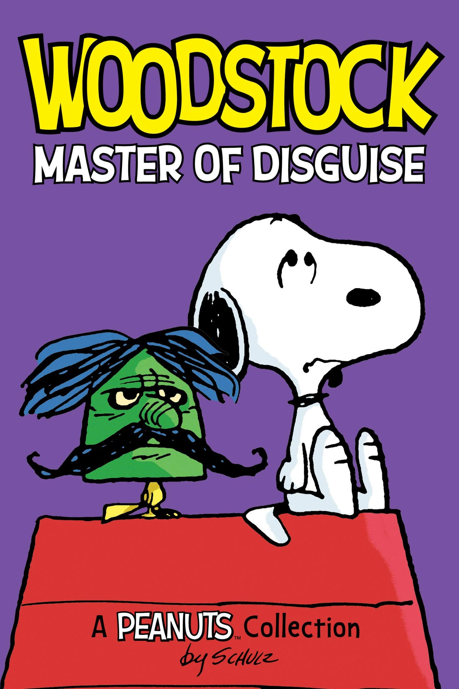 MasterDisguise: Vol 14 Great Snoopy Comic Peanut Graphic Novels For Young & Teens , Adults