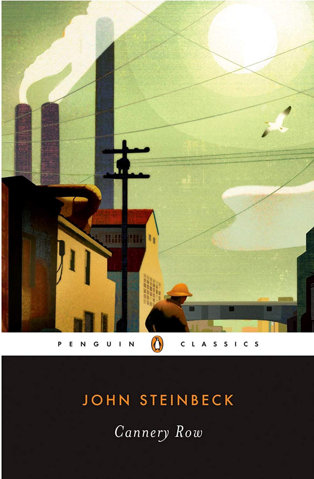 Cannery Row (Penguin Modern Classics) New Ed Edition