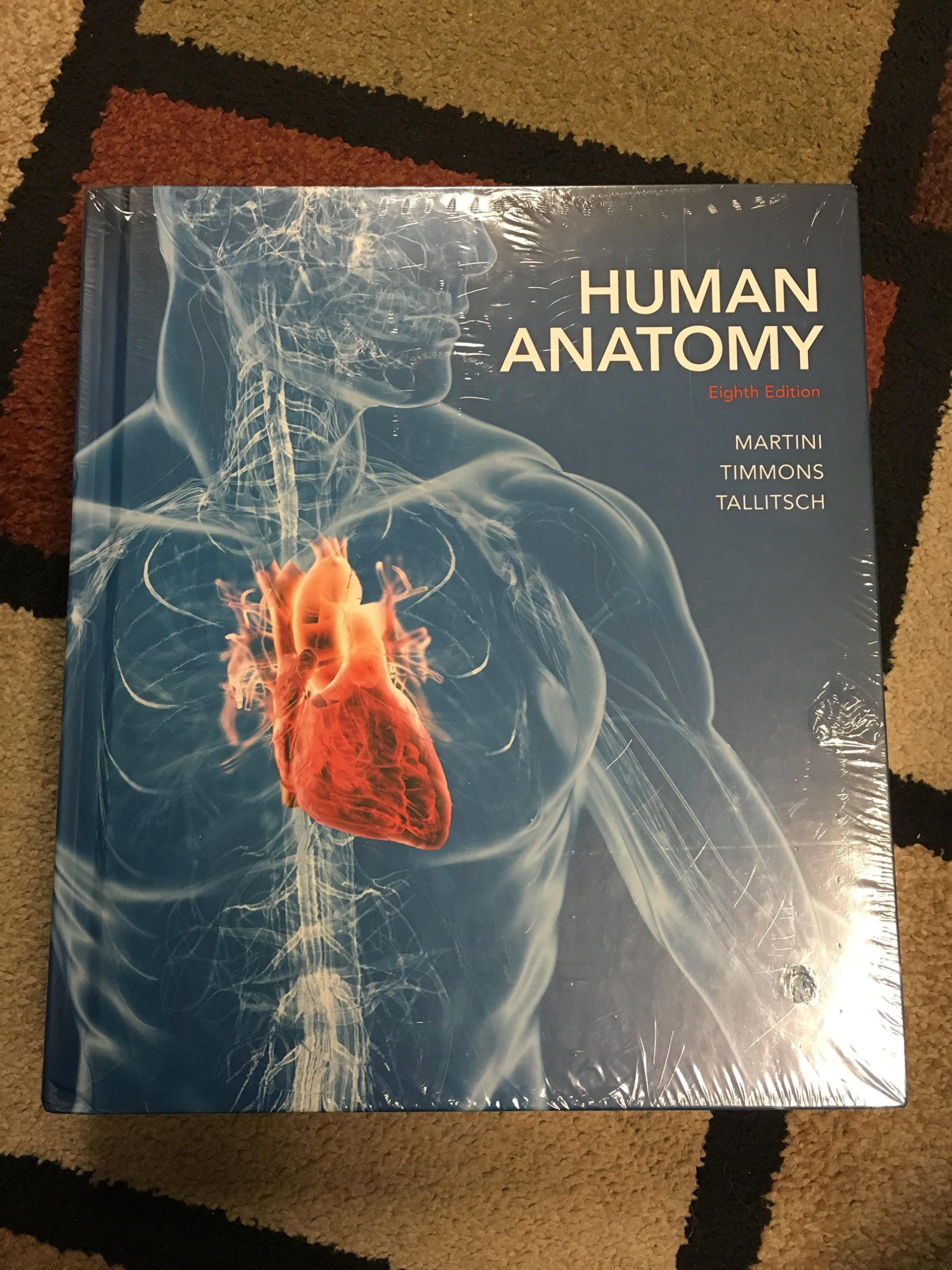 Bundle: Human Anatomy 8th edition and A photographic atlas for Anatomy&Physiology