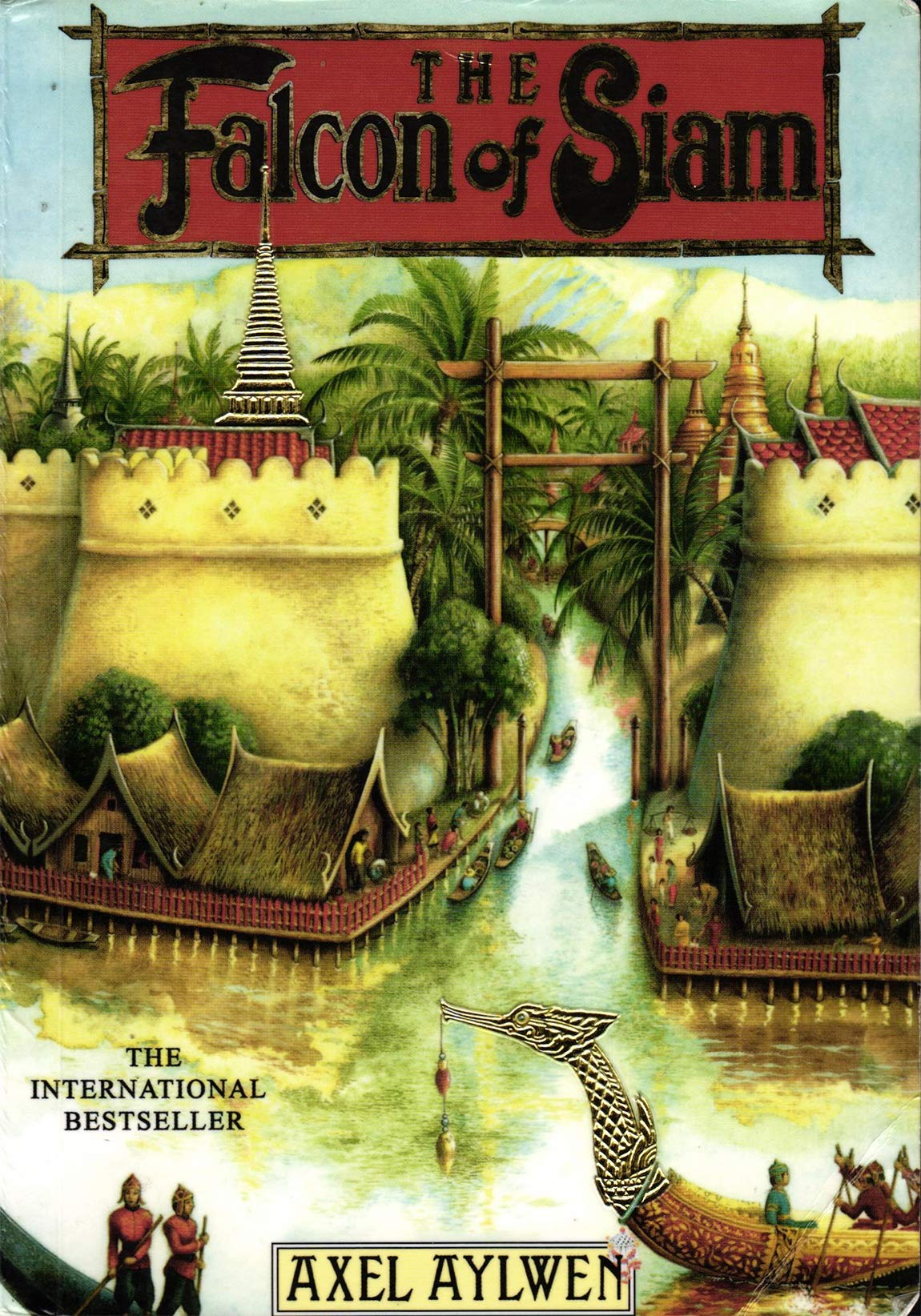 The Falcon of Siam (The Falcon Series Book 1)