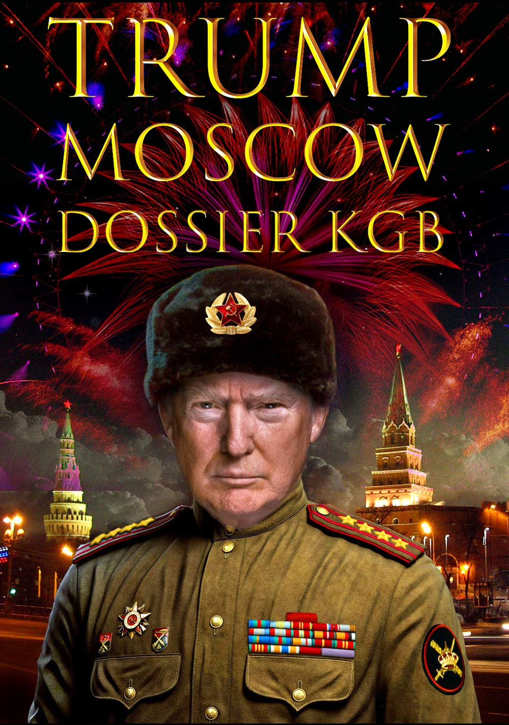 Trump book Moscow dossier KGB: The real reason why Trump is president of the USA