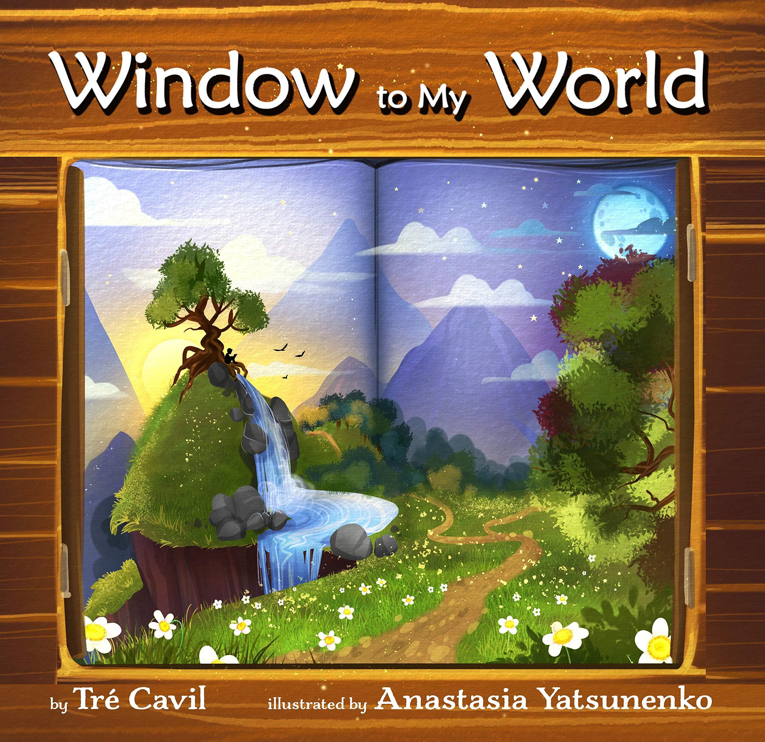 Window to My World: Children's Poem Book