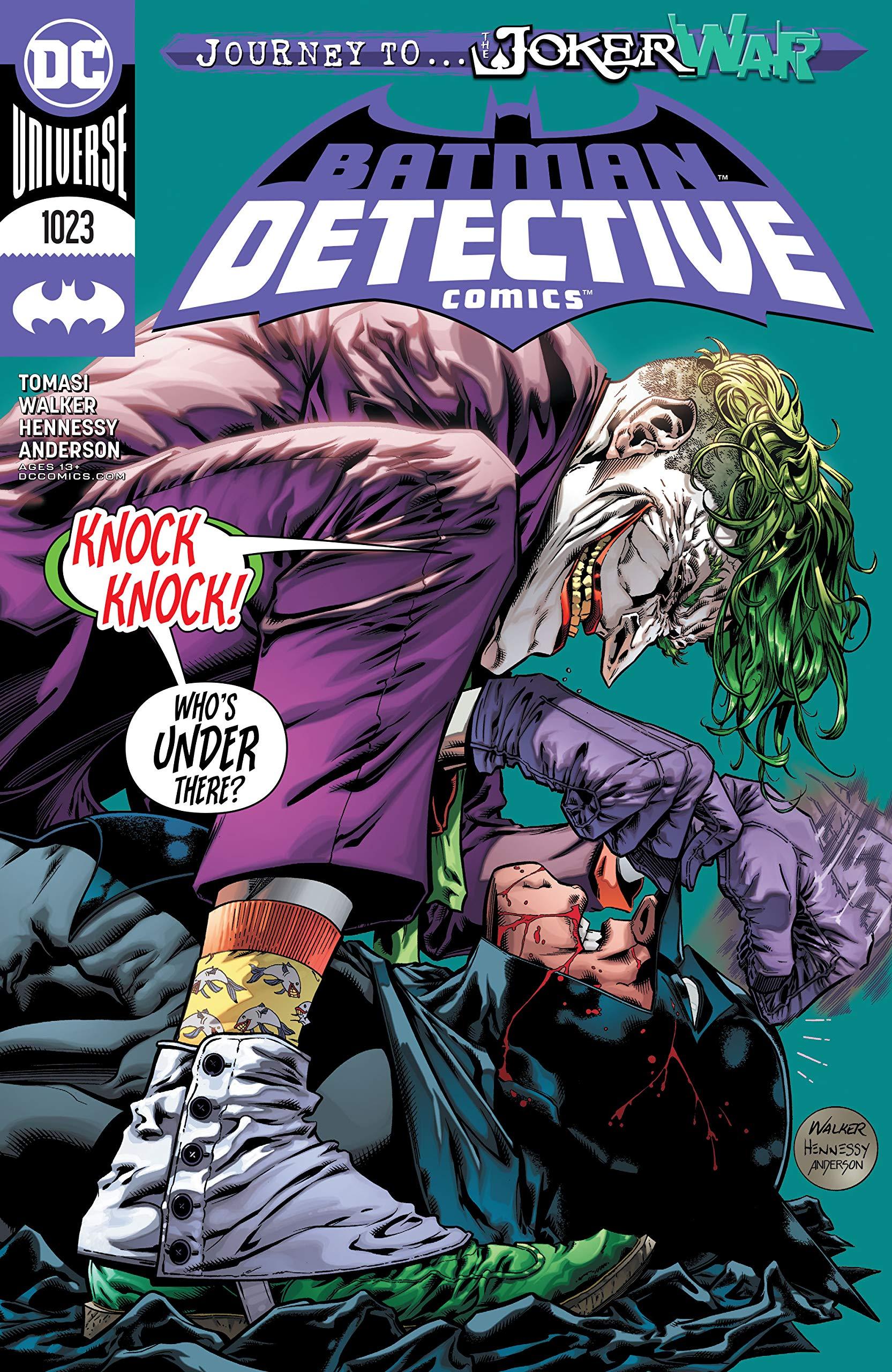 Detective Comics (2016-) #1023