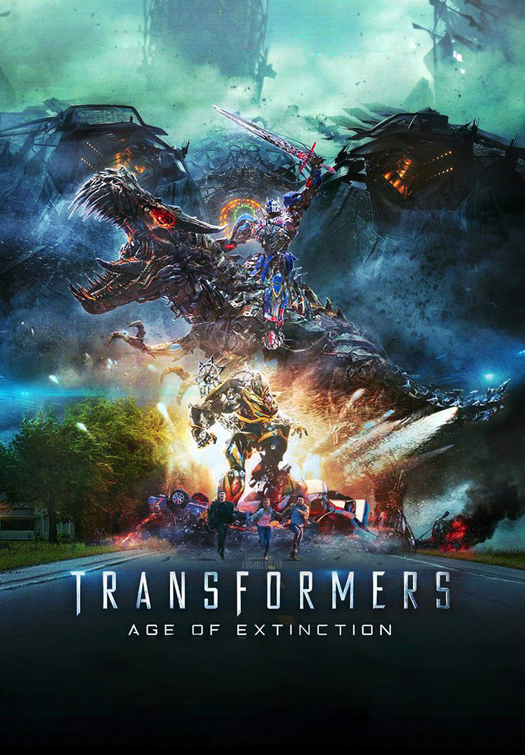 Transformers Age of Extinction: Complete Screenplays