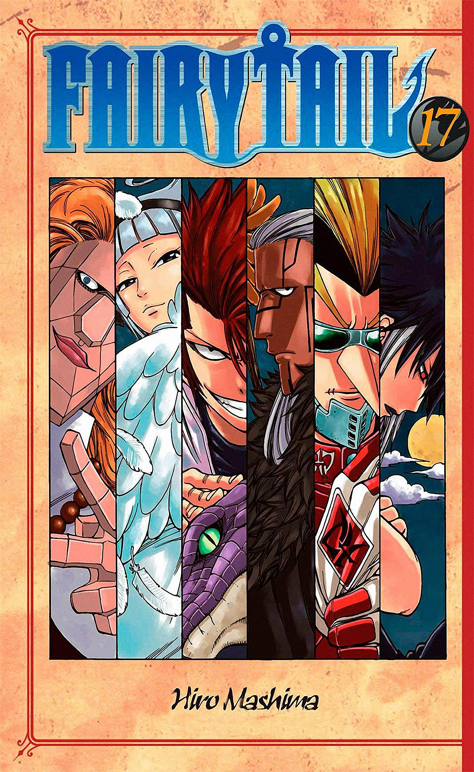Fair: Tail - Book 17 Includes Vol 33 - 34 - Great Fairy Fantasy Action Graphic Novel Manga For Adults, Teenagers, Kids, Manga Lover