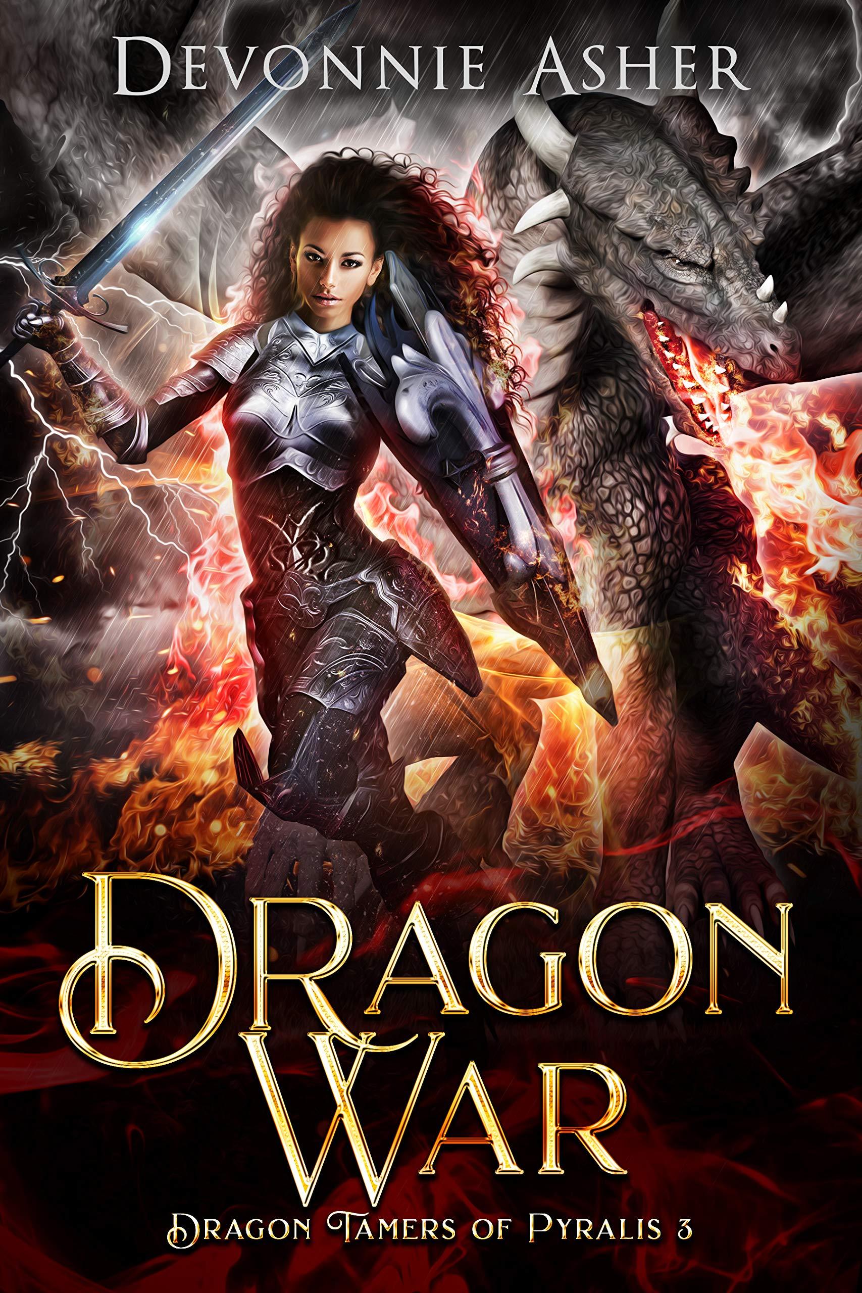 Dragon War (Dragon Tamers of Pyralis, #3)