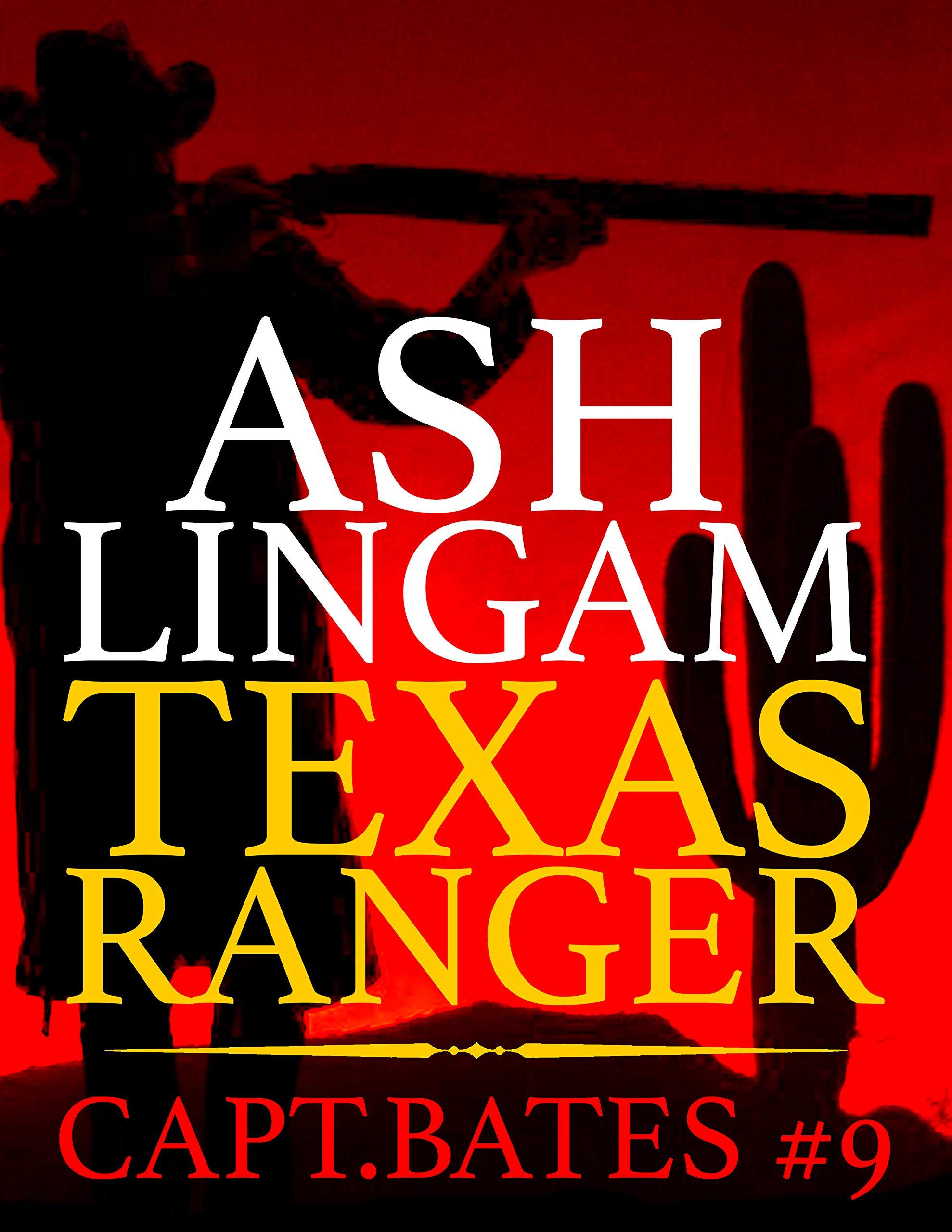 Texas Ranger 9: Western Fiction Adventure
