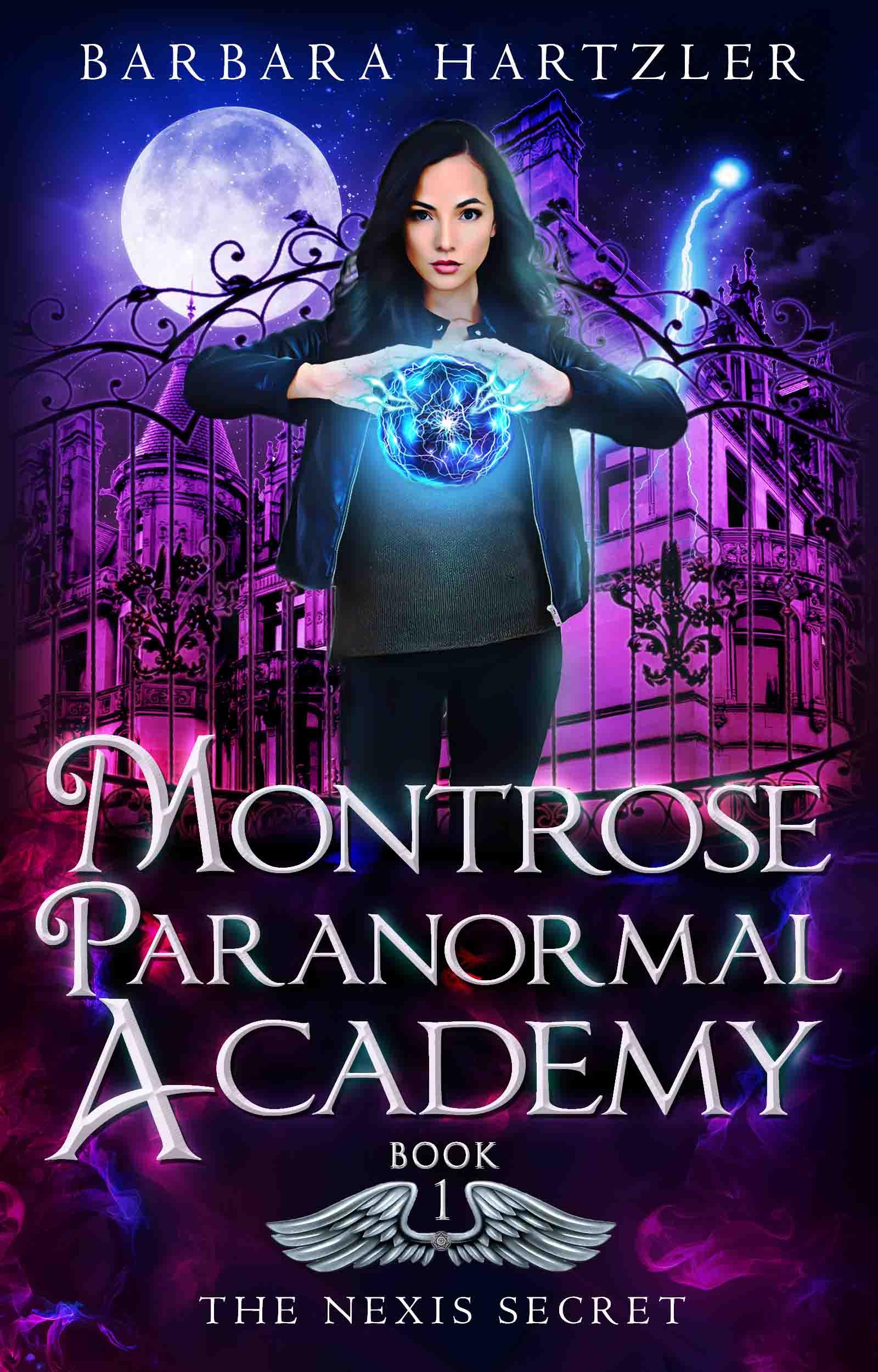 Montrose Paranormal Academy (Book 1), The Nexis Secret
