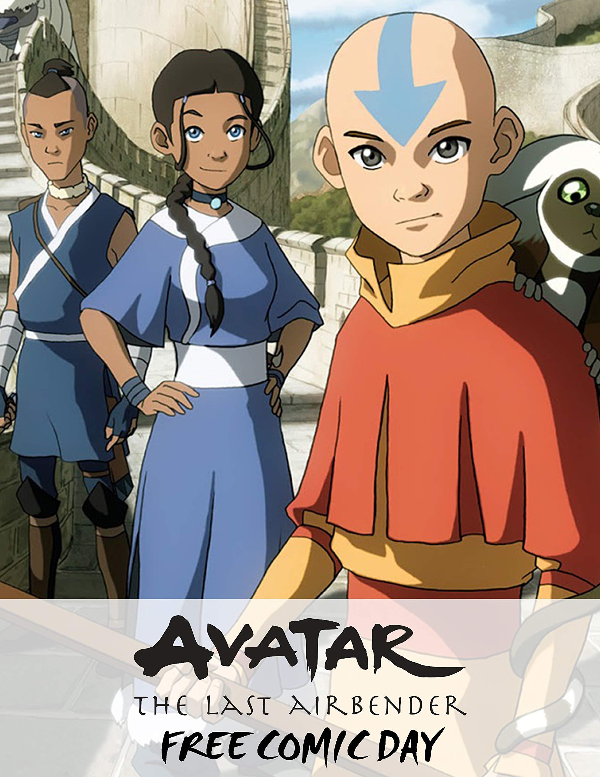 Avatar: The Last Airbender Comics Book Nickelodeon Avatar
