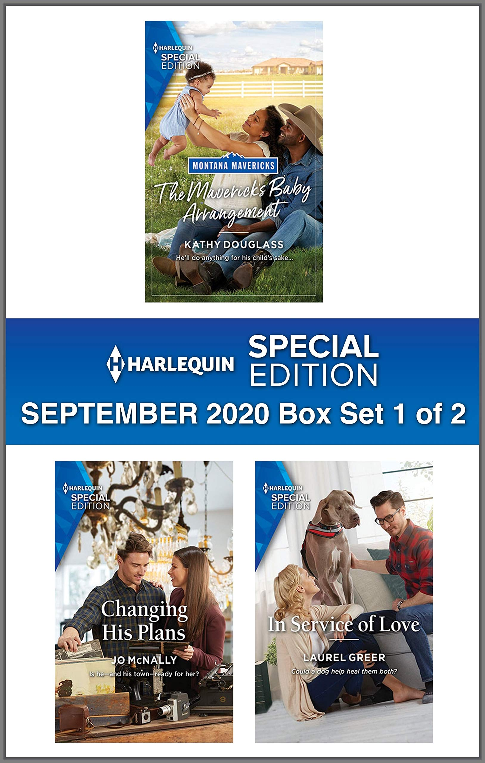 Harlequin Special Edition September 2020 - Box Set 1 of 2