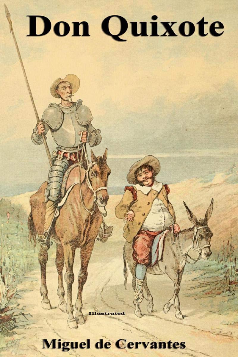 Don Quixote Illustrated