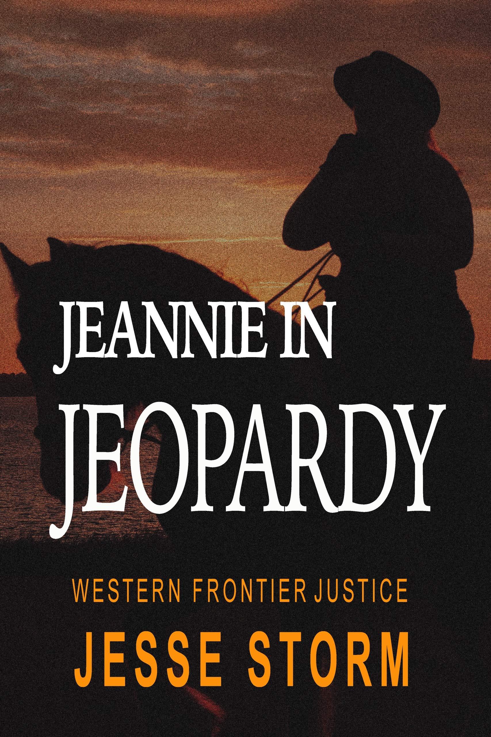 Jeannie in Jeopardy