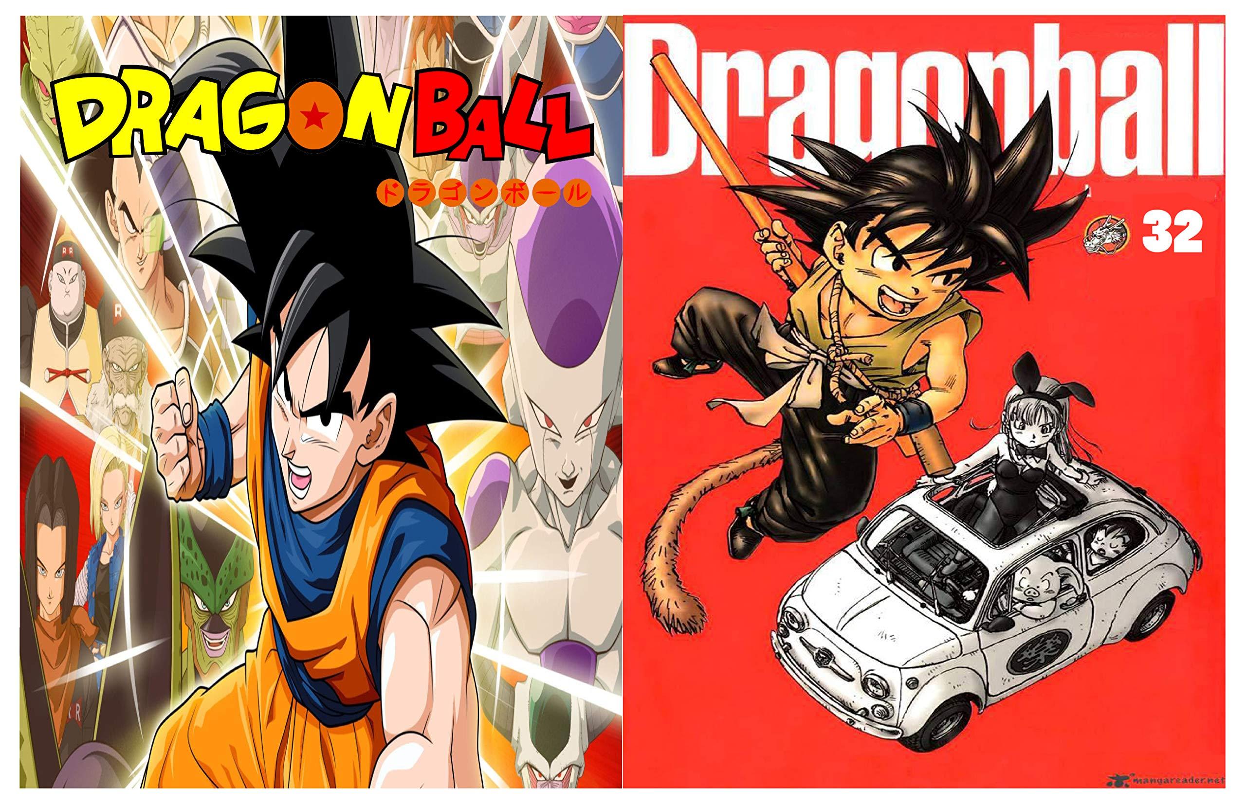 Dragon Ball , Vol 32