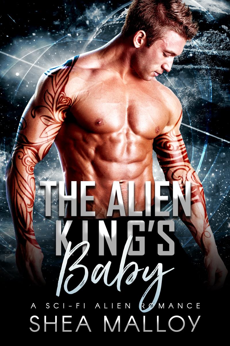 The Alien King's Baby (Men Of Omaron, #1)