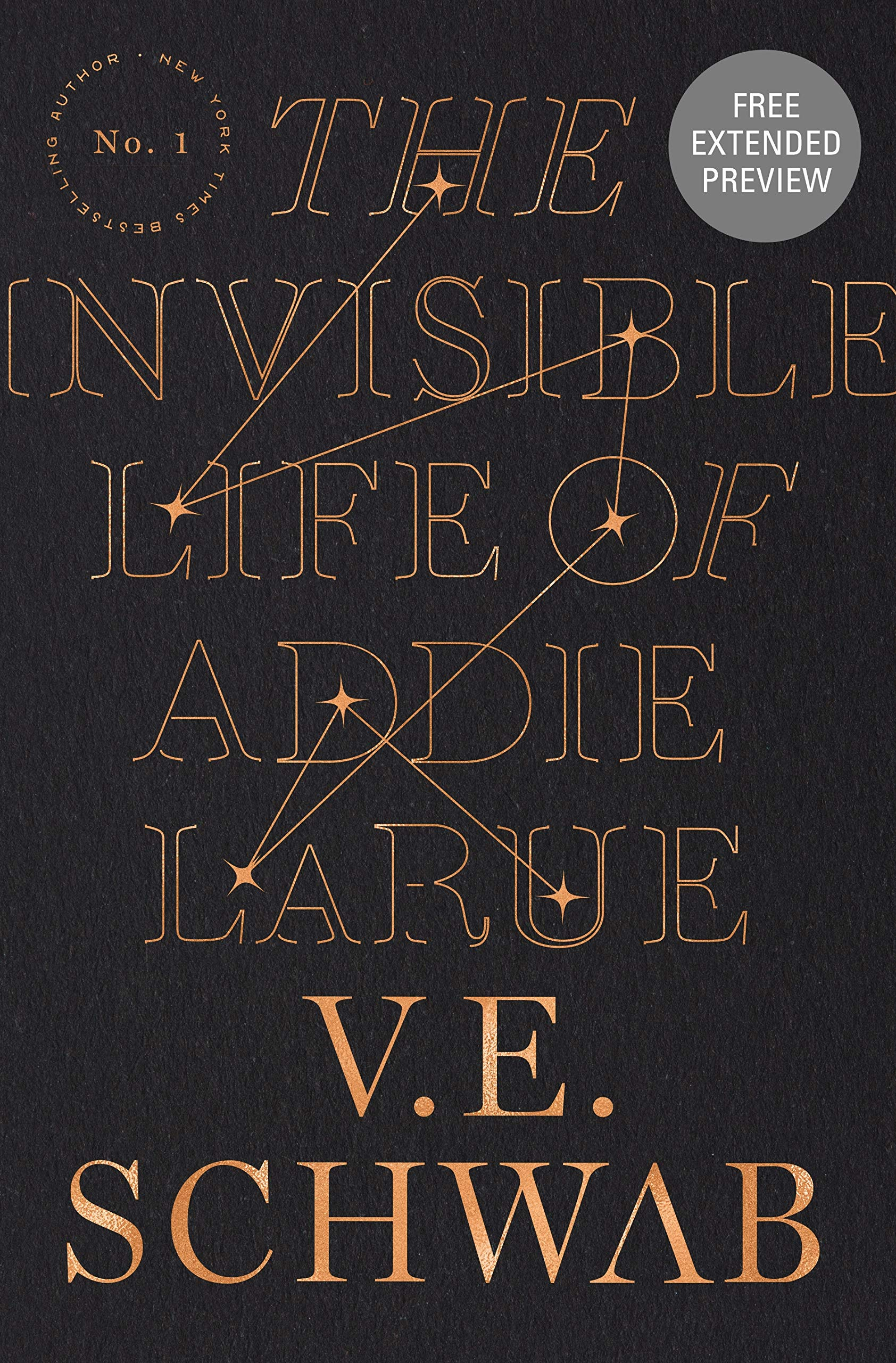 The Invisible Life of Addie LaRue - Sneak Peek