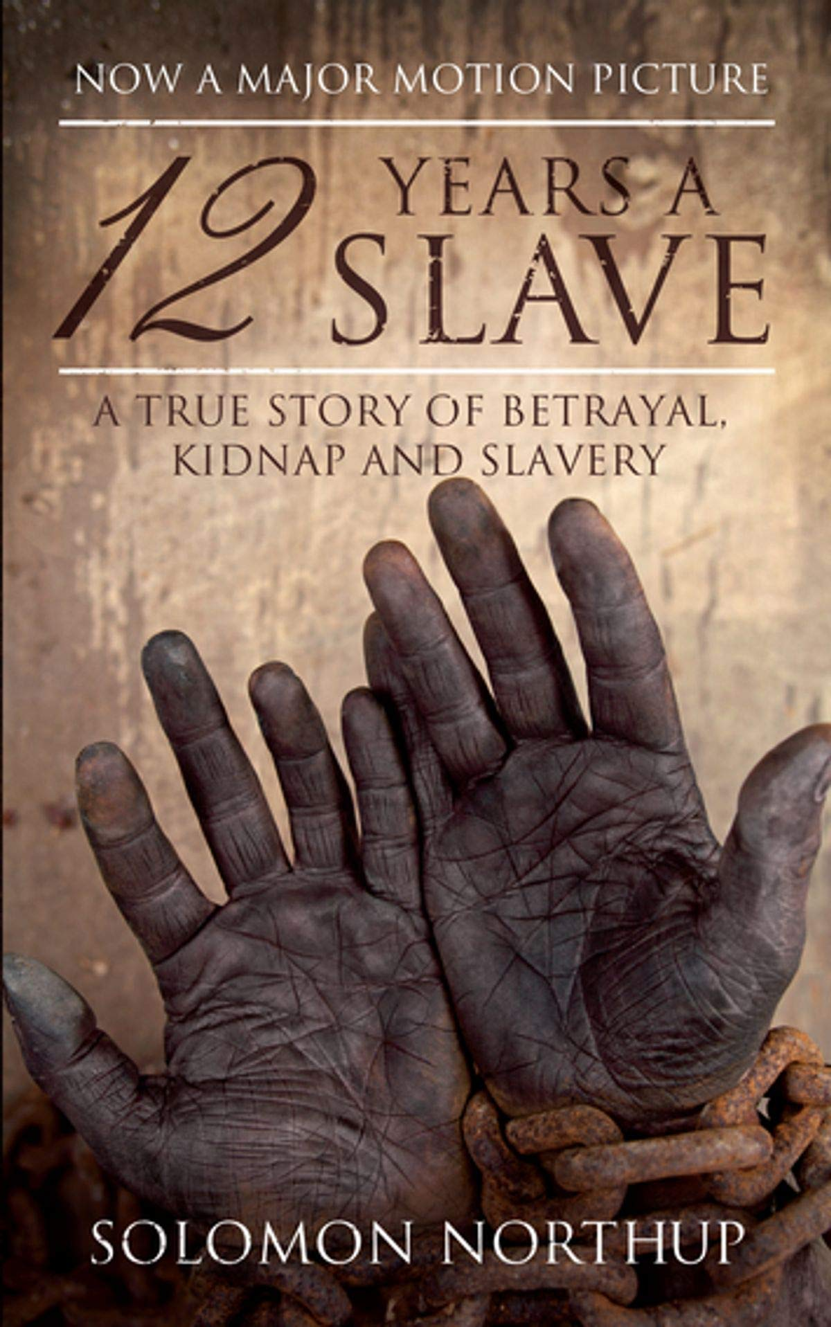 Twelve years a slave: Memoir and Narration