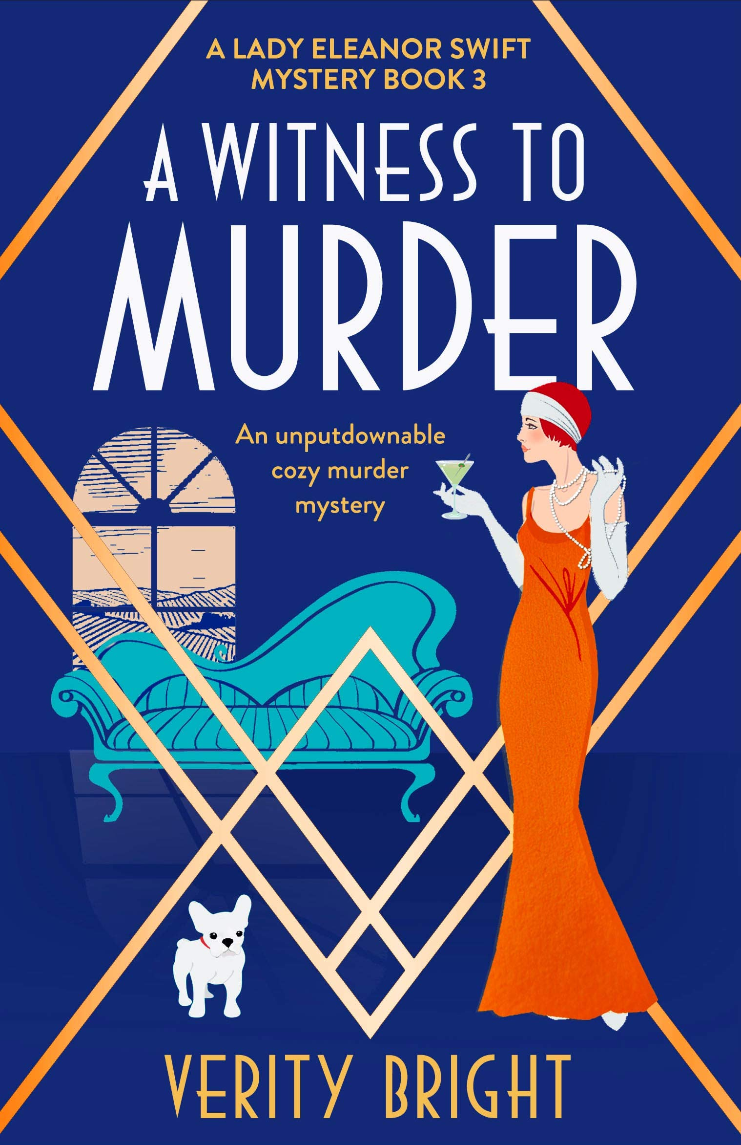 A Witness to Murder (A Lady Eleanor Swift Mystery #3)