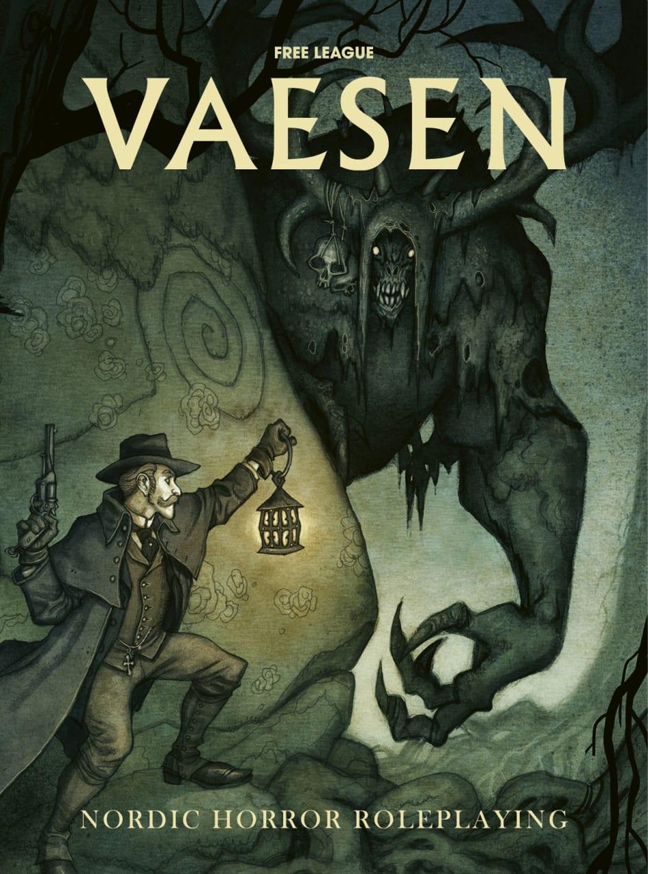 Vaesen: Nordic Horror Roleplaying