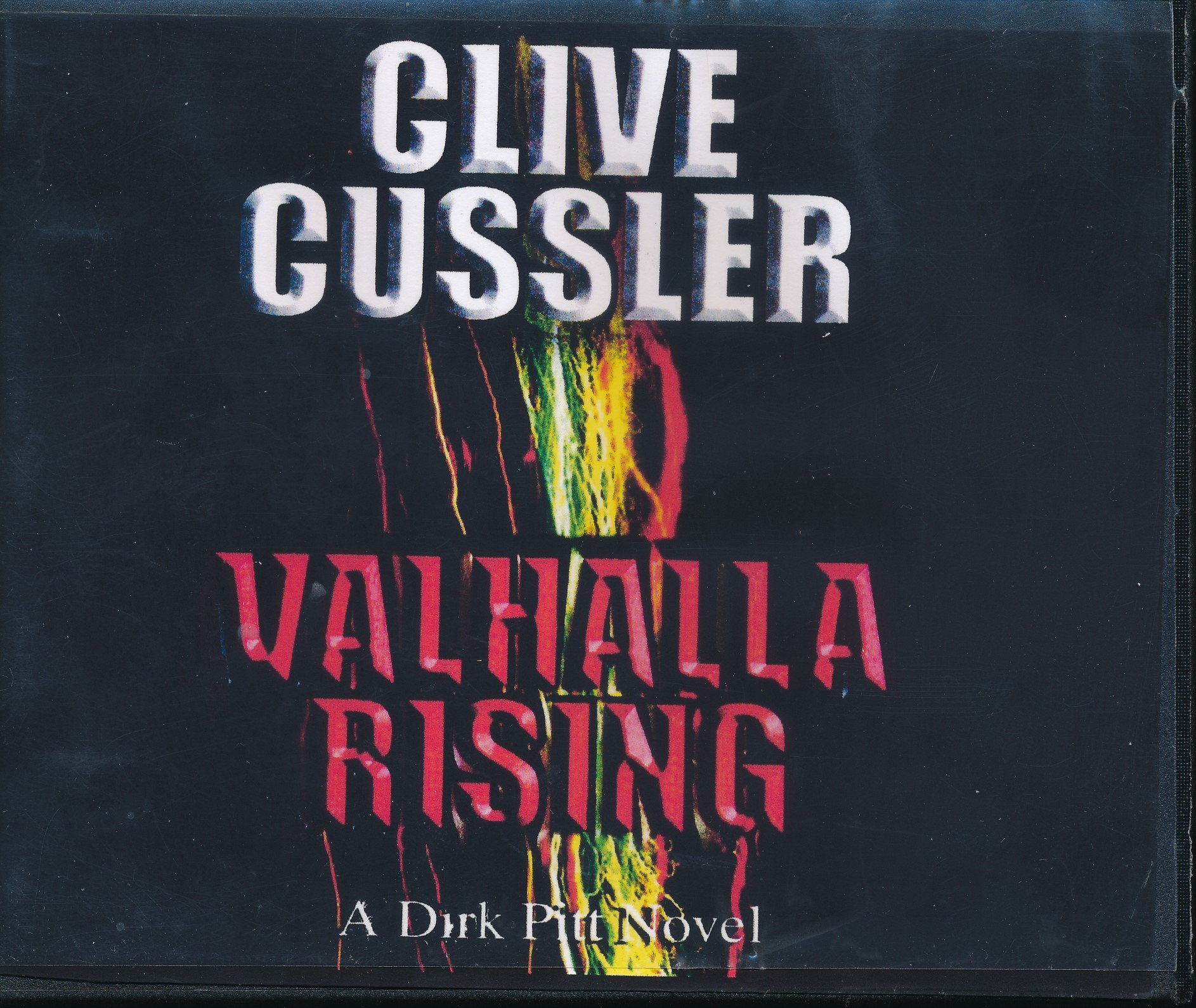 Valhalla Rising by Clive Cussler Unabridged CD Audiobook
