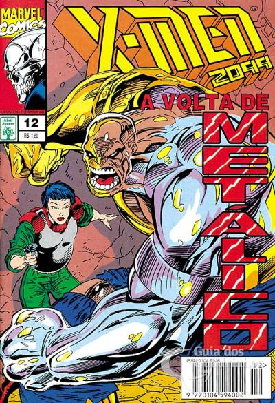 X-Men 2099 n° 12
