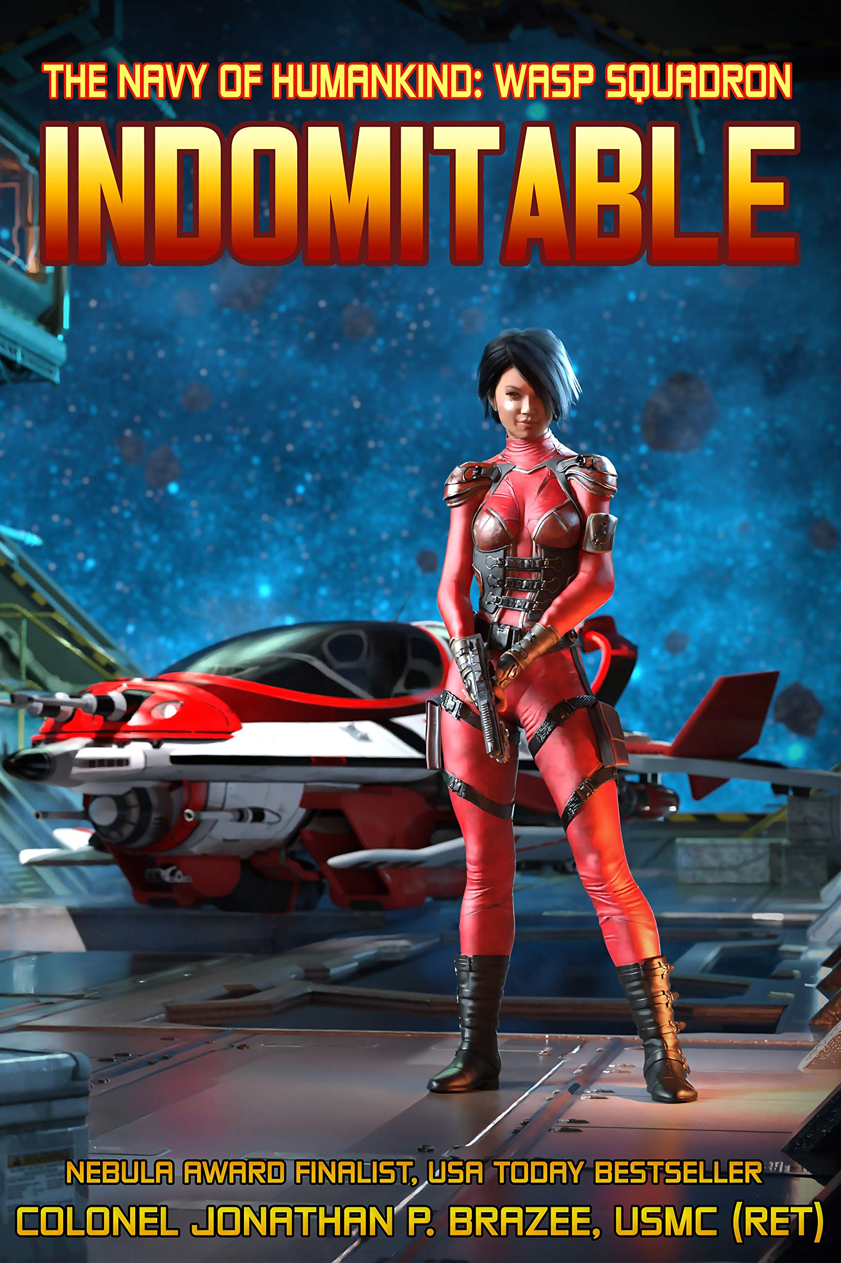 Indomitable (The Navy of Humankind: Wasp Squadron Book 5)