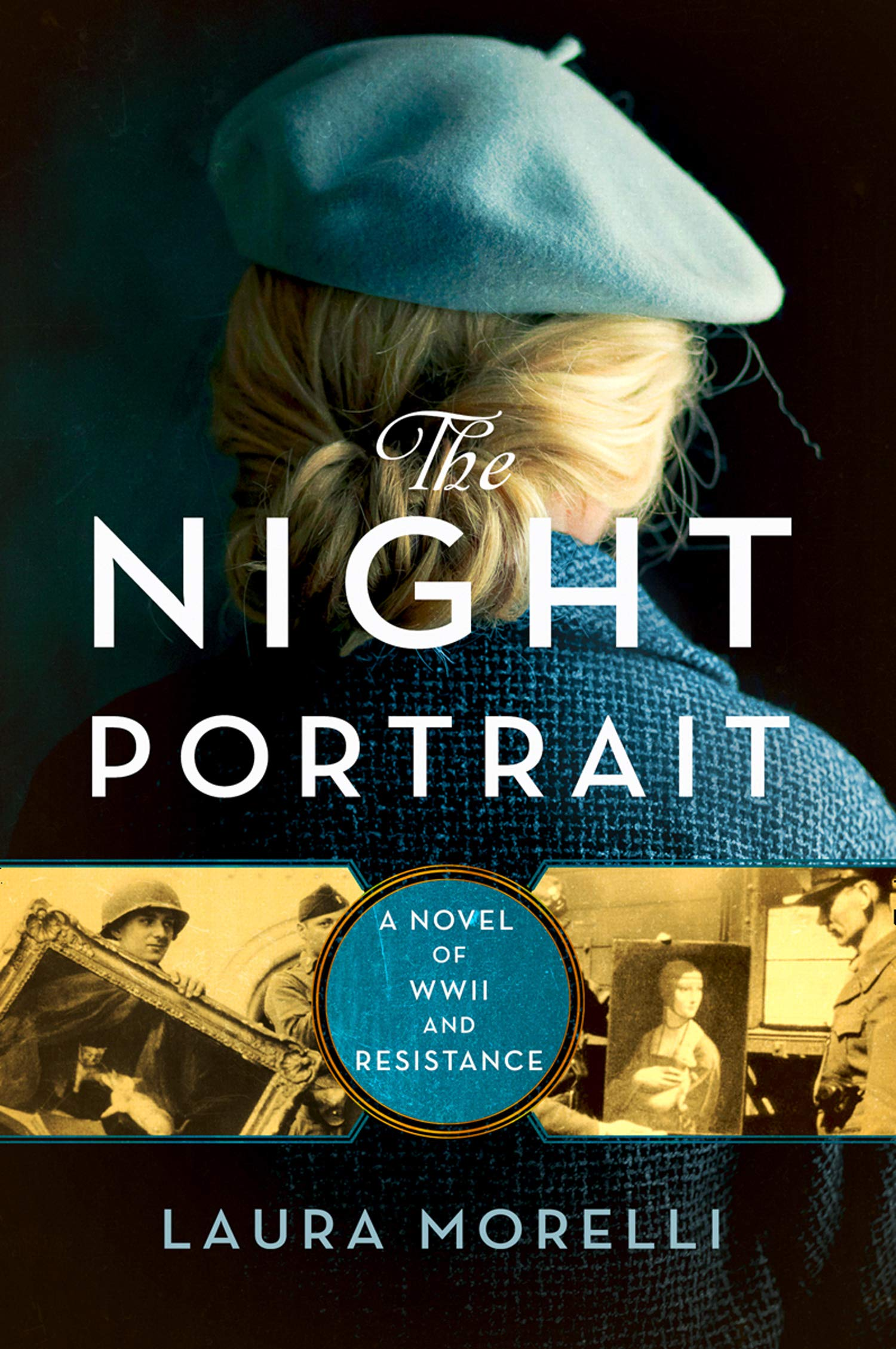 The Night Portrait: A gripping and emotional historical fiction novel of WW2 inspired by a true story