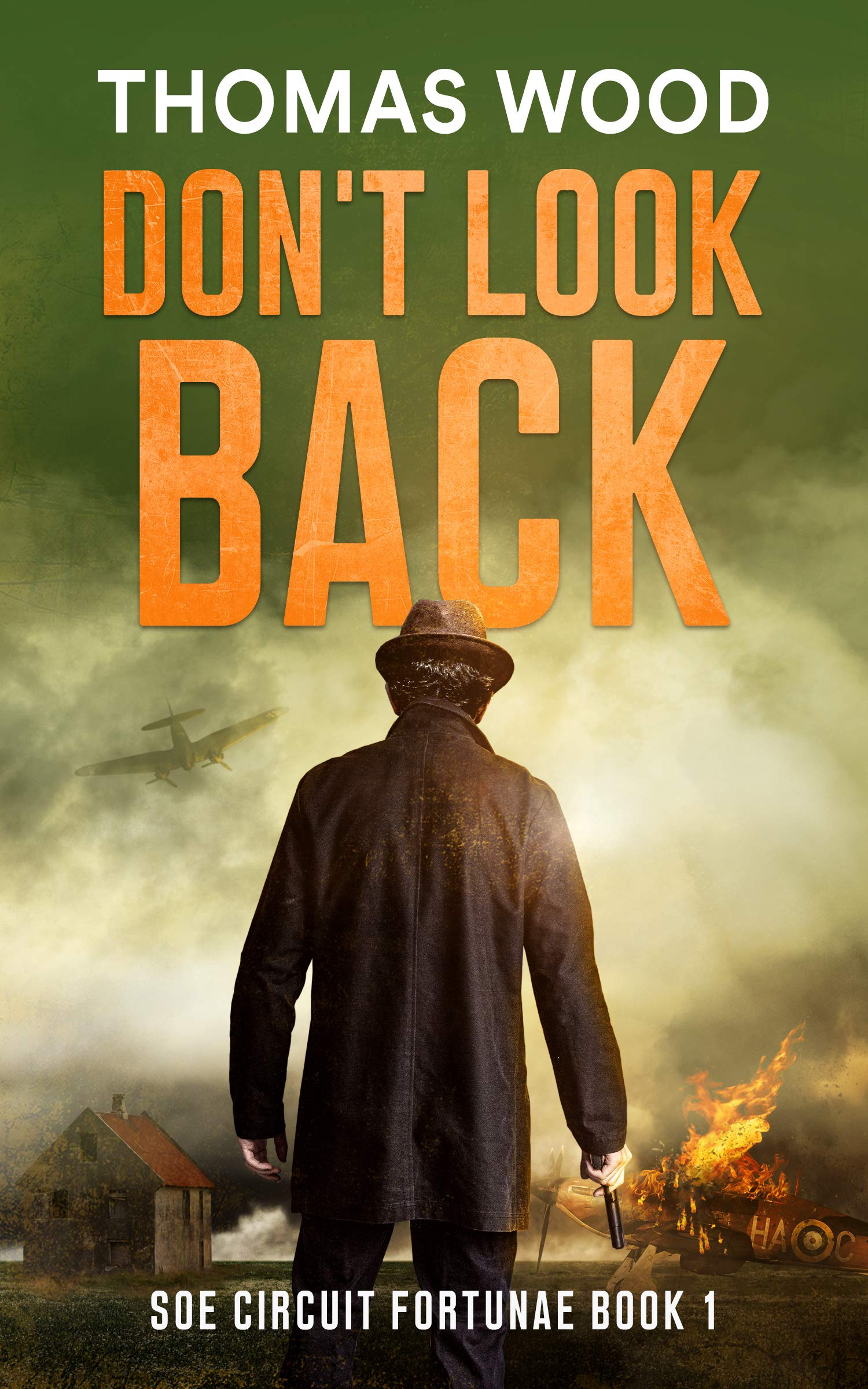 Don't Look Back: SOE Circuit Fortunae Book 1